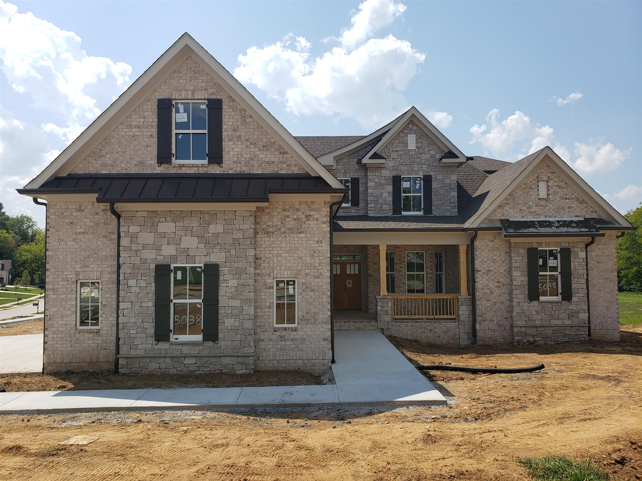 3691 Ronstadt Road - Lot 5038, Thompsons Station, TN 37179 - Thompsons Station, TN real estate listing