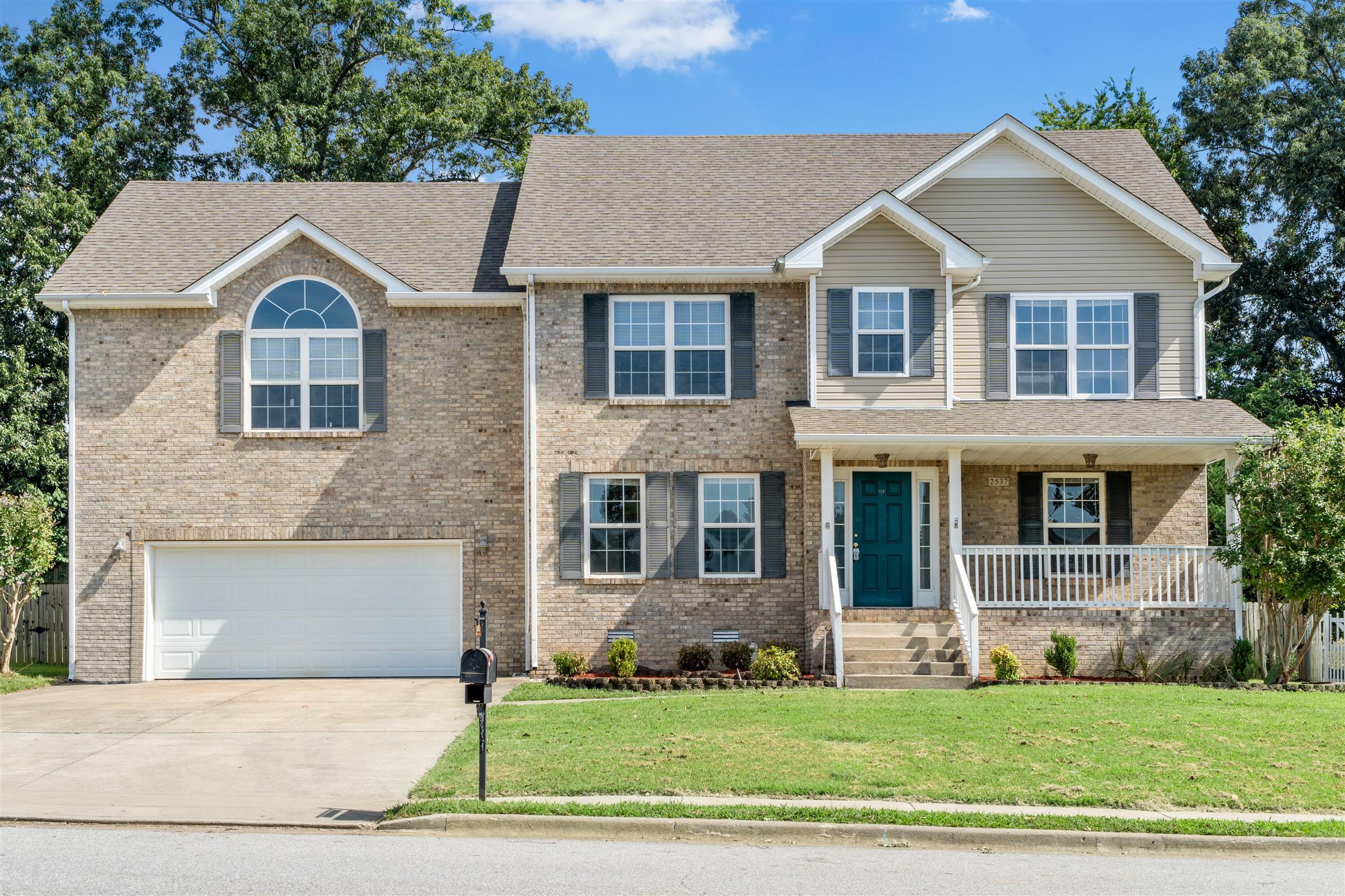 2537 Hattington Dr, Clarksville, TN 37042 - Clarksville, TN real estate listing