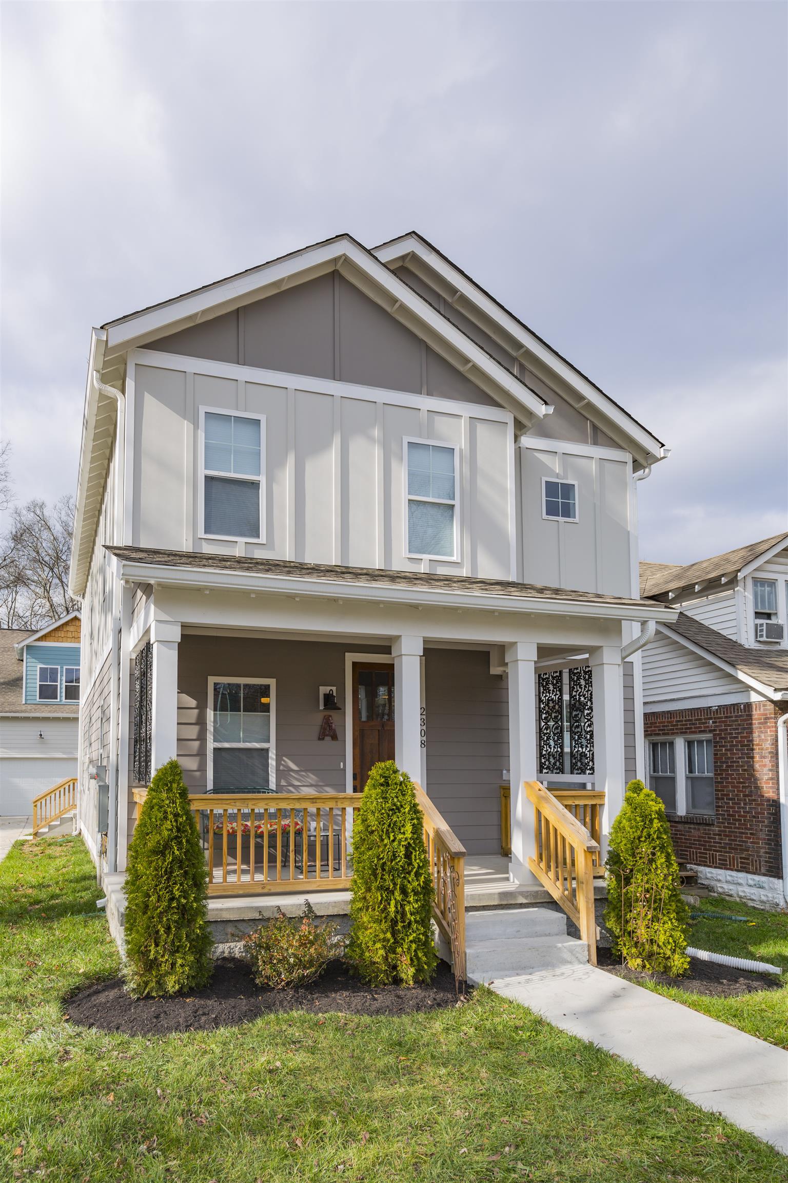 2308 Scott Avenue Townhome Real Estate Listings Main Image