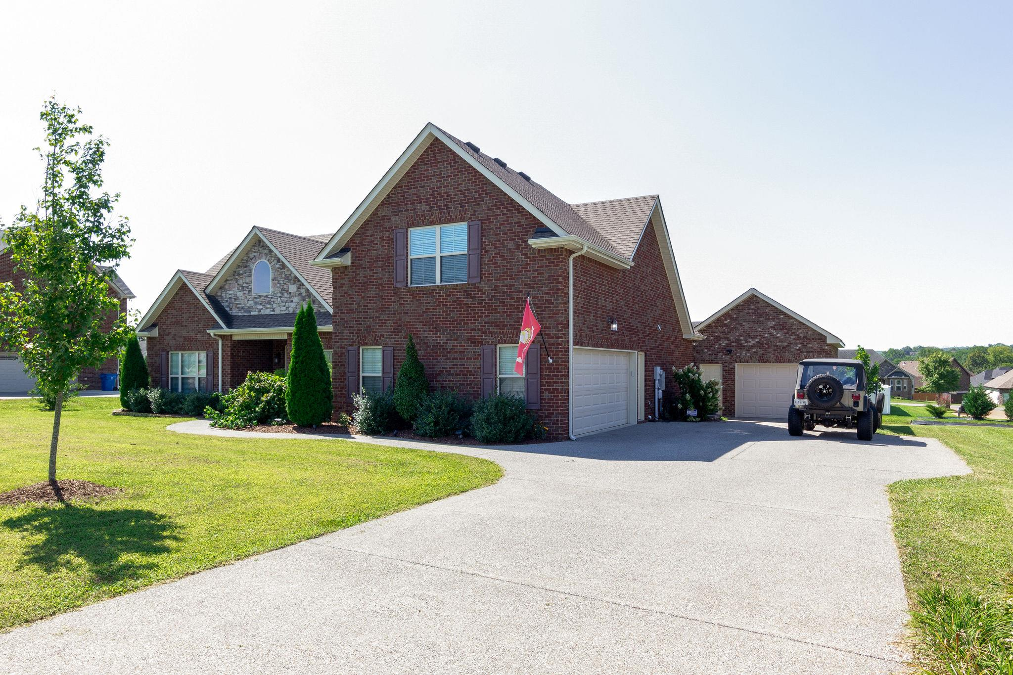 4117 Stony Point Dr, LA VERGNE, TN 37086 - LA VERGNE, TN real estate listing