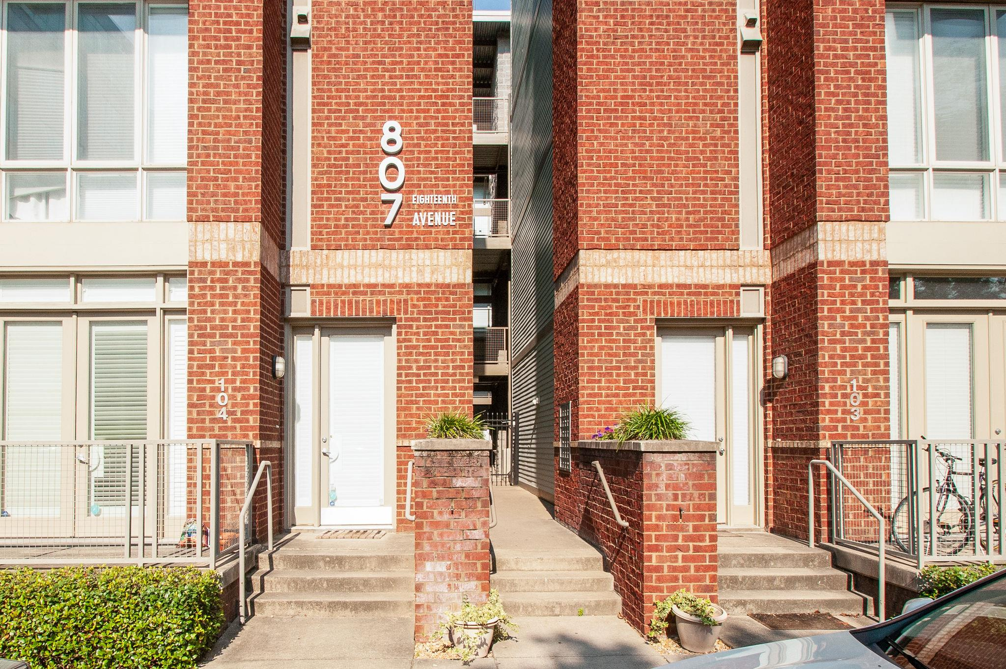 807 18Th Ave S Apt 414, Nashville, TN 37203 - Nashville, TN real estate listing
