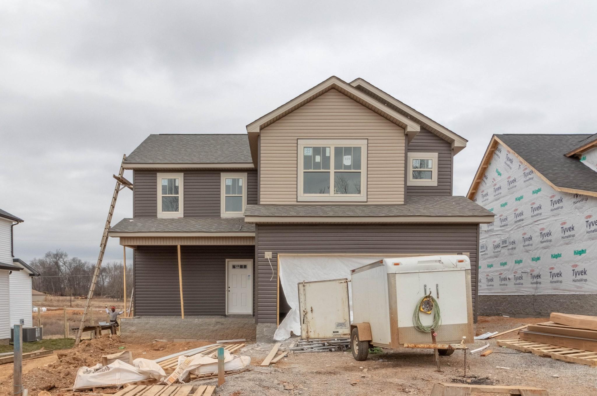 319 Eagles Bluff, Clarksville, TN 37040 - Clarksville, TN real estate listing
