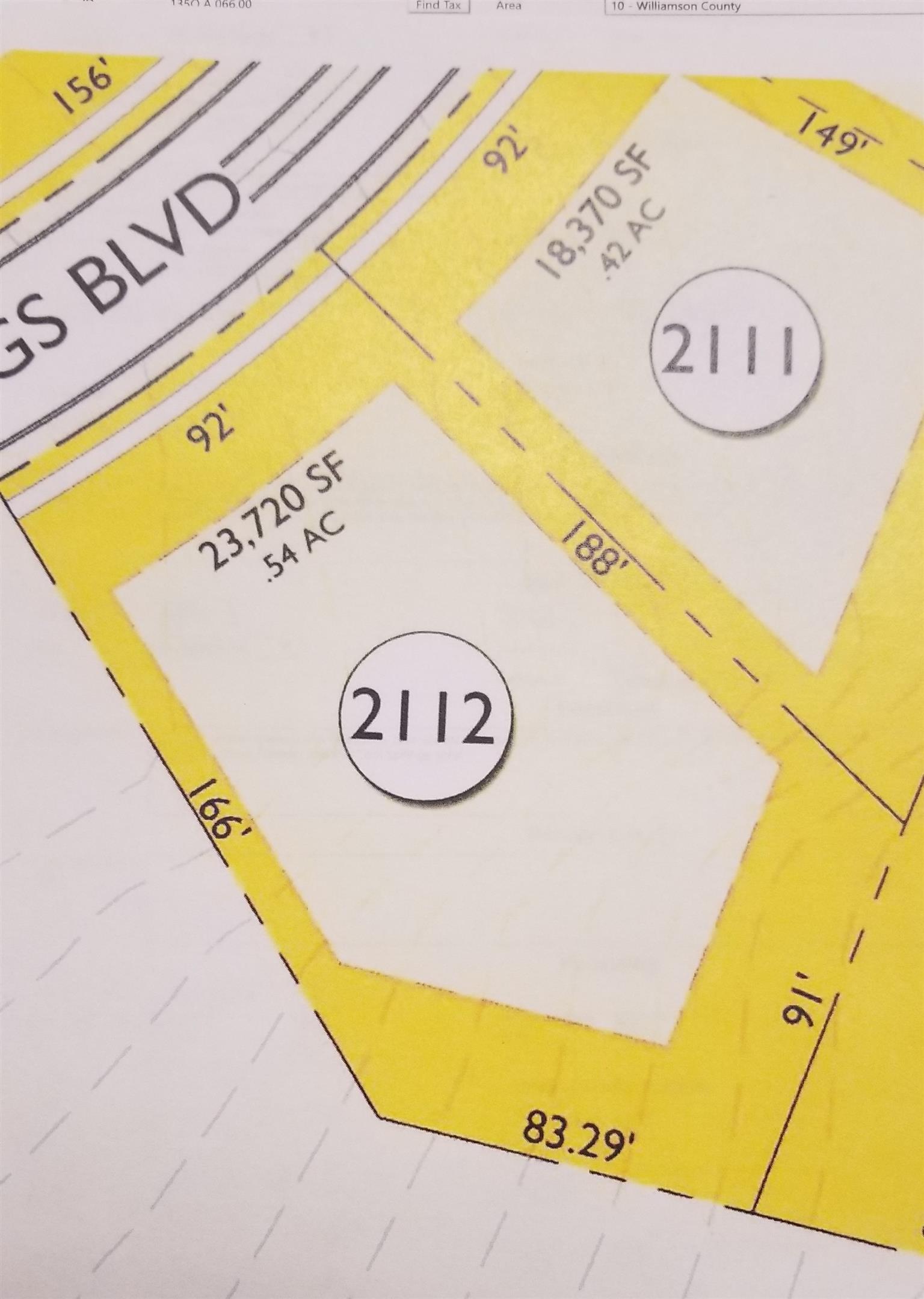 7205 Wildings Blvd (Lot 2112) Property Photo
