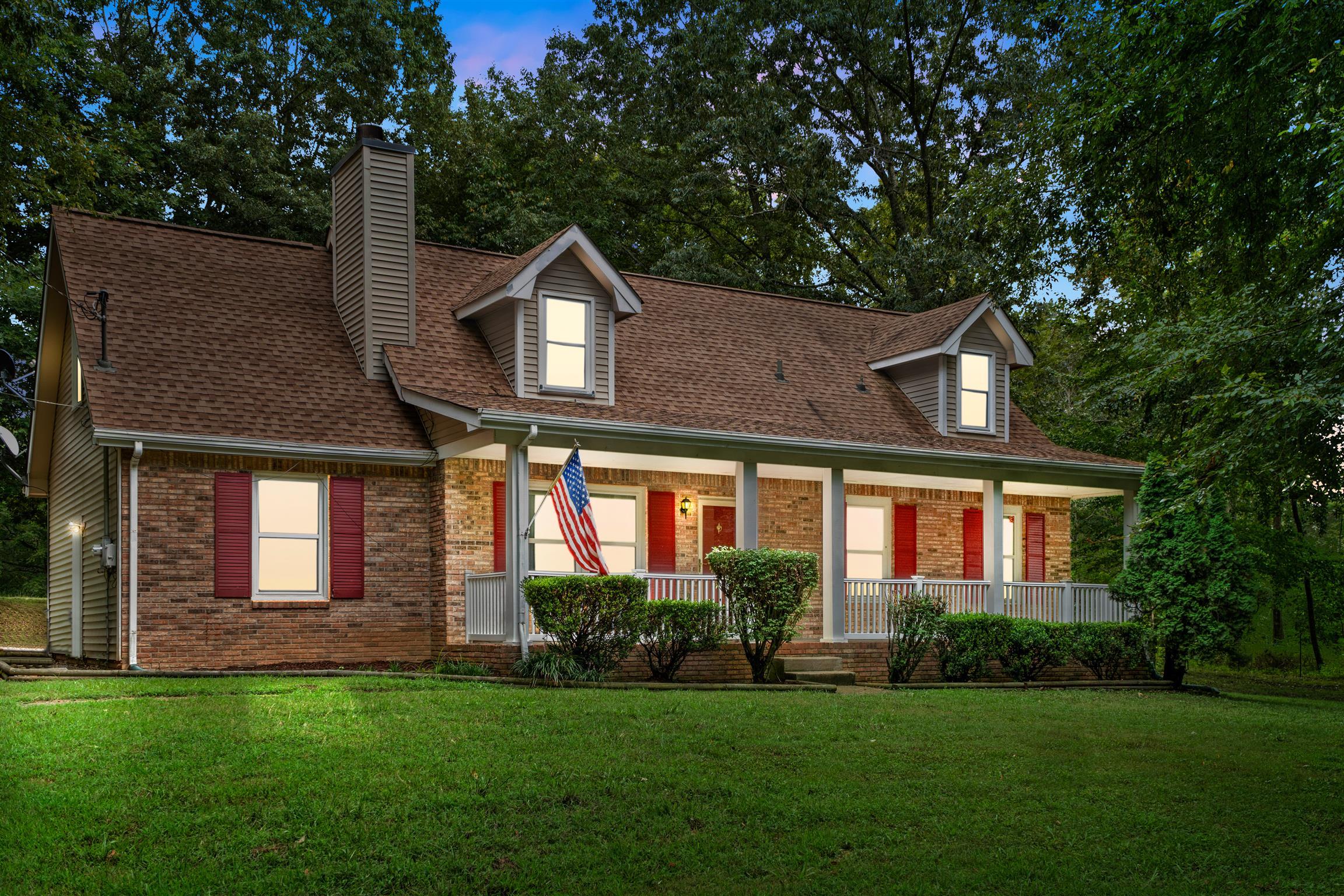 4749 Chester Harris Road, Woodlawn, TN 37191 - Woodlawn, TN real estate listing