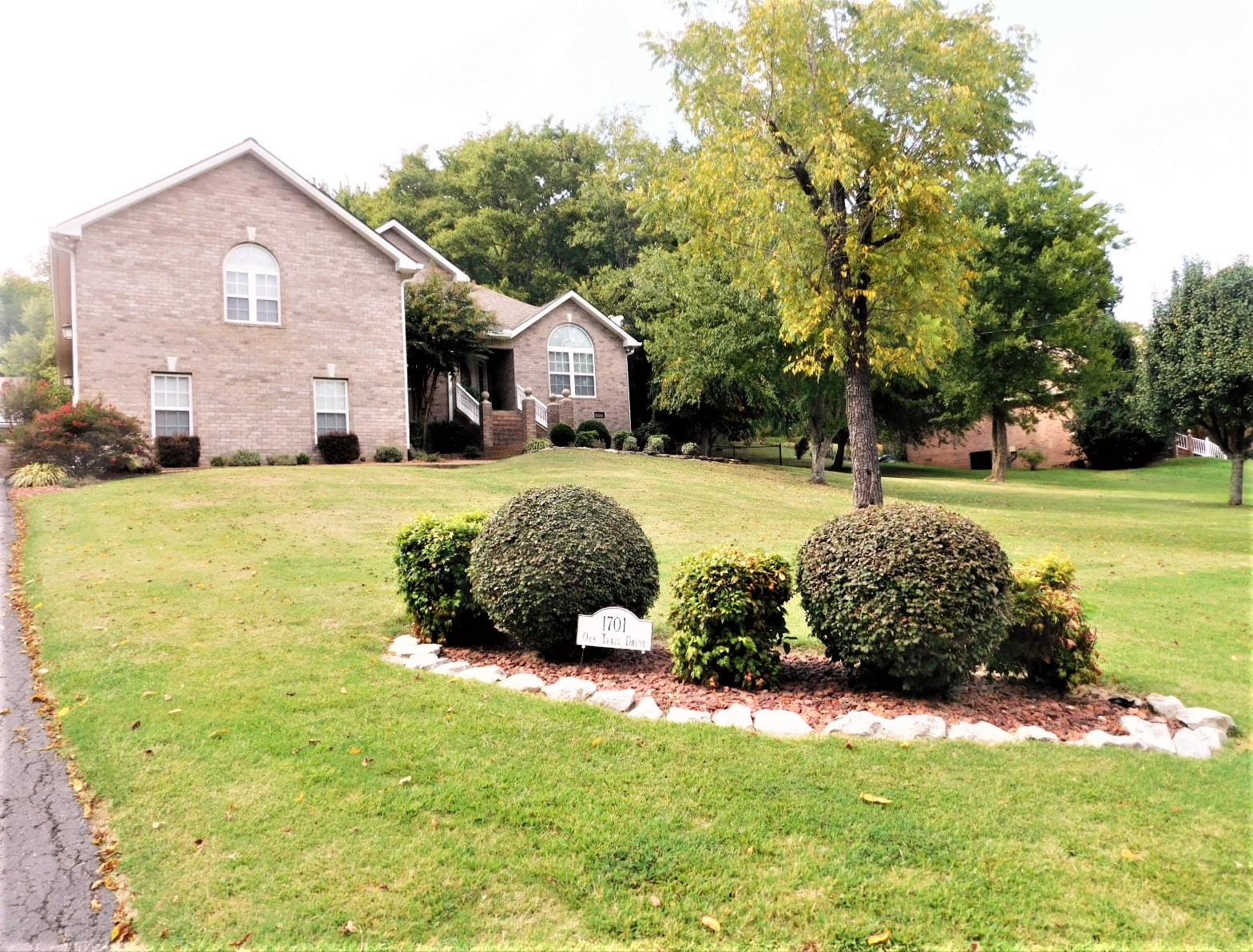 1701 Oak Trail Dr, Columbia, TN 38401 - Columbia, TN real estate listing