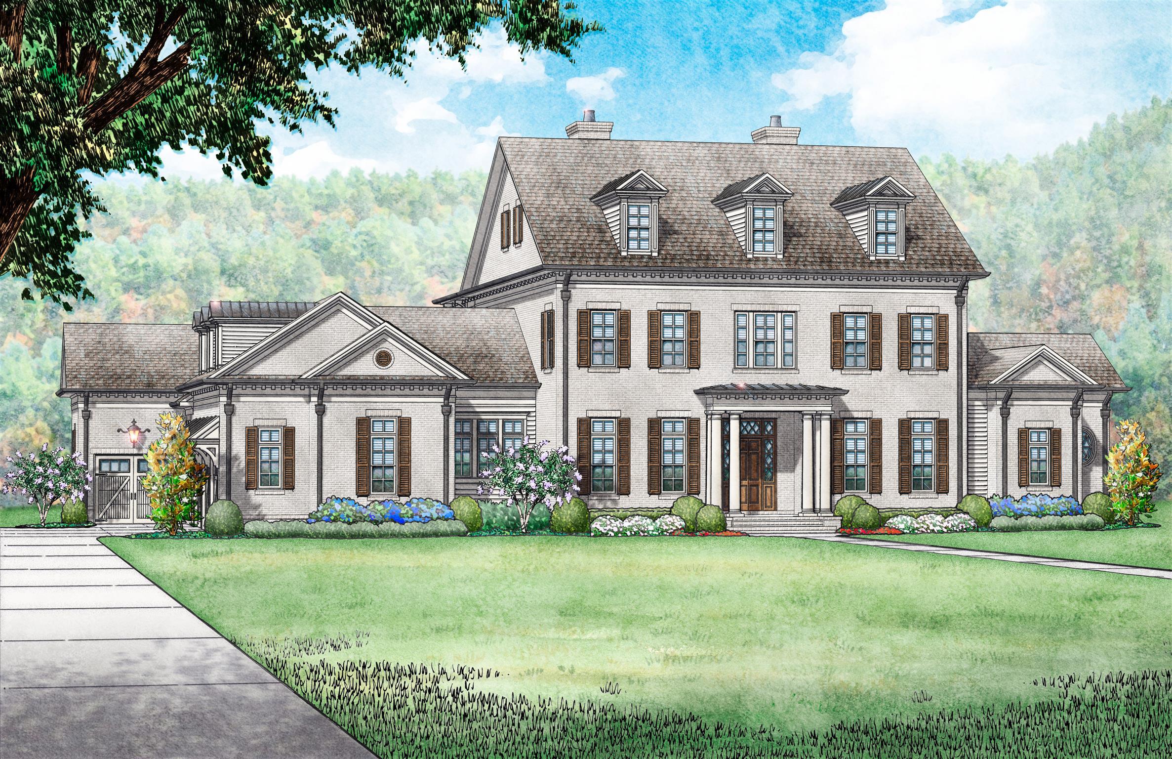 8308 Shoreline Court (Lot 8002), College Grove, TN 37046 - College Grove, TN real estate listing