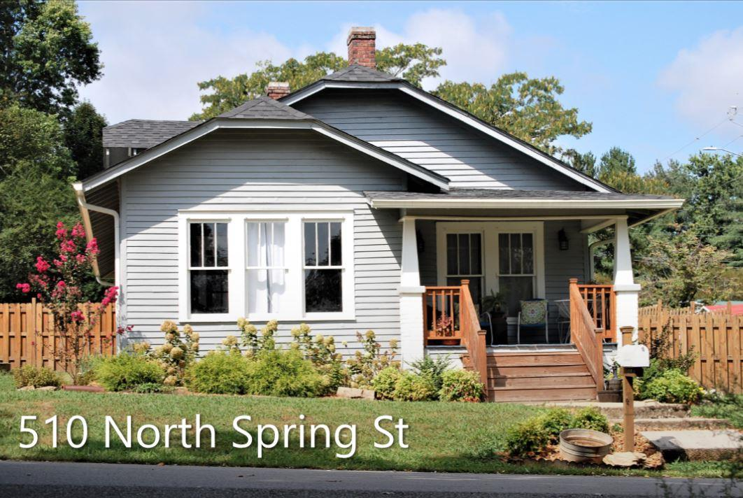 510 N Spring St, Livingston, TN 38570 - Livingston, TN real estate listing