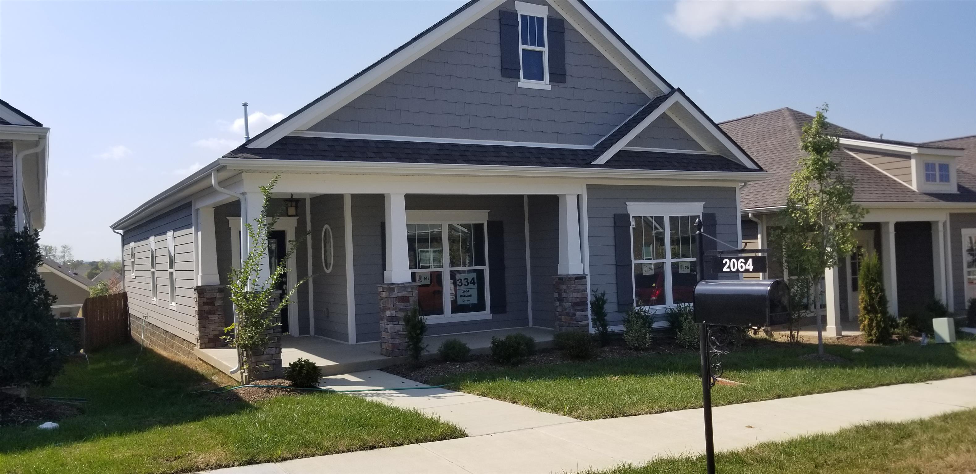 2064 Kirkwall Dr. #334, Nolensville, TN 37135 - Nolensville, TN real estate listing