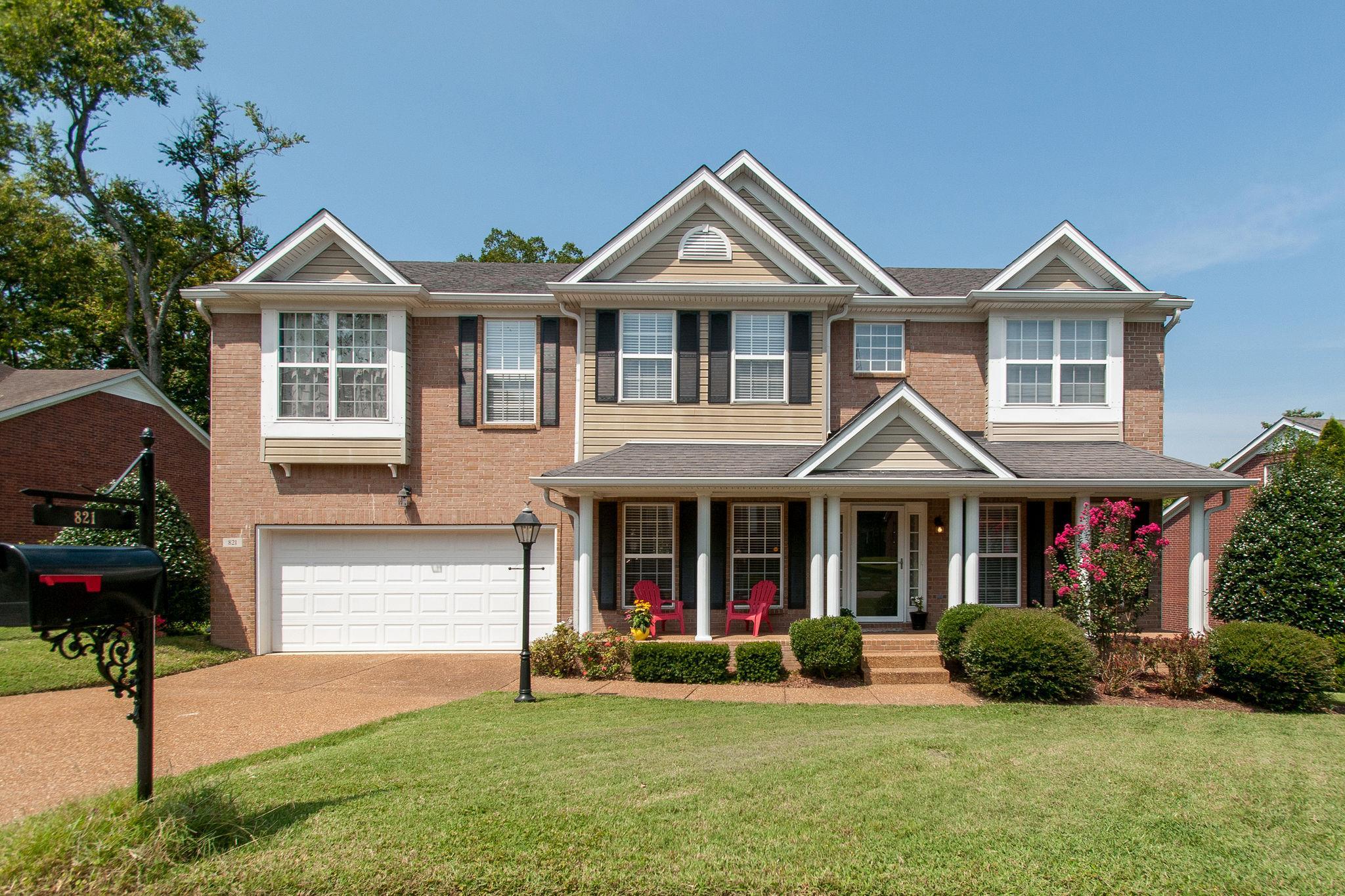 821 Banbury Way, Brentwood, TN 37027 - Brentwood, TN real estate listing