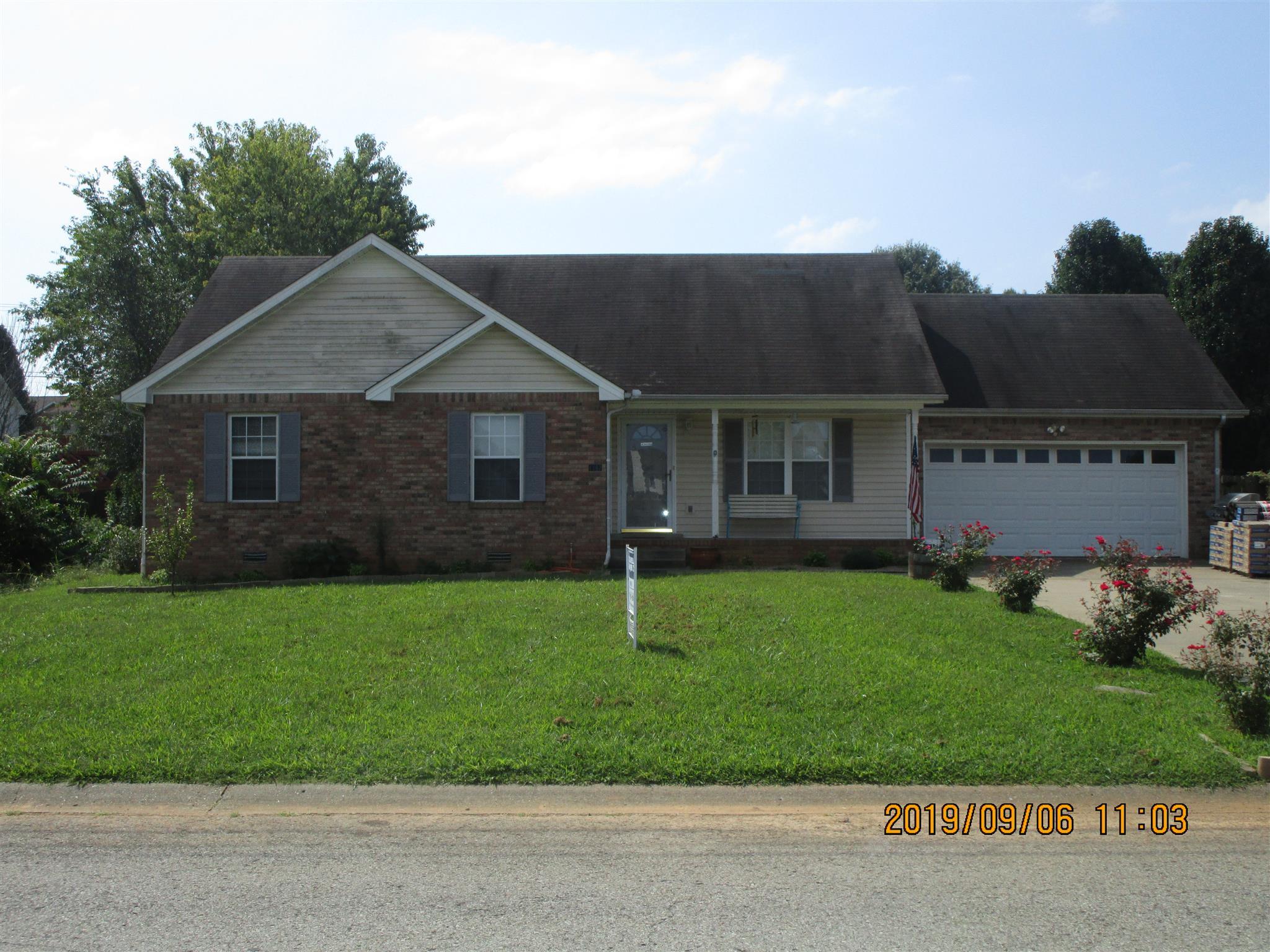 1782 Butternut Dr, Clarksville, TN 37042 - Clarksville, TN real estate listing