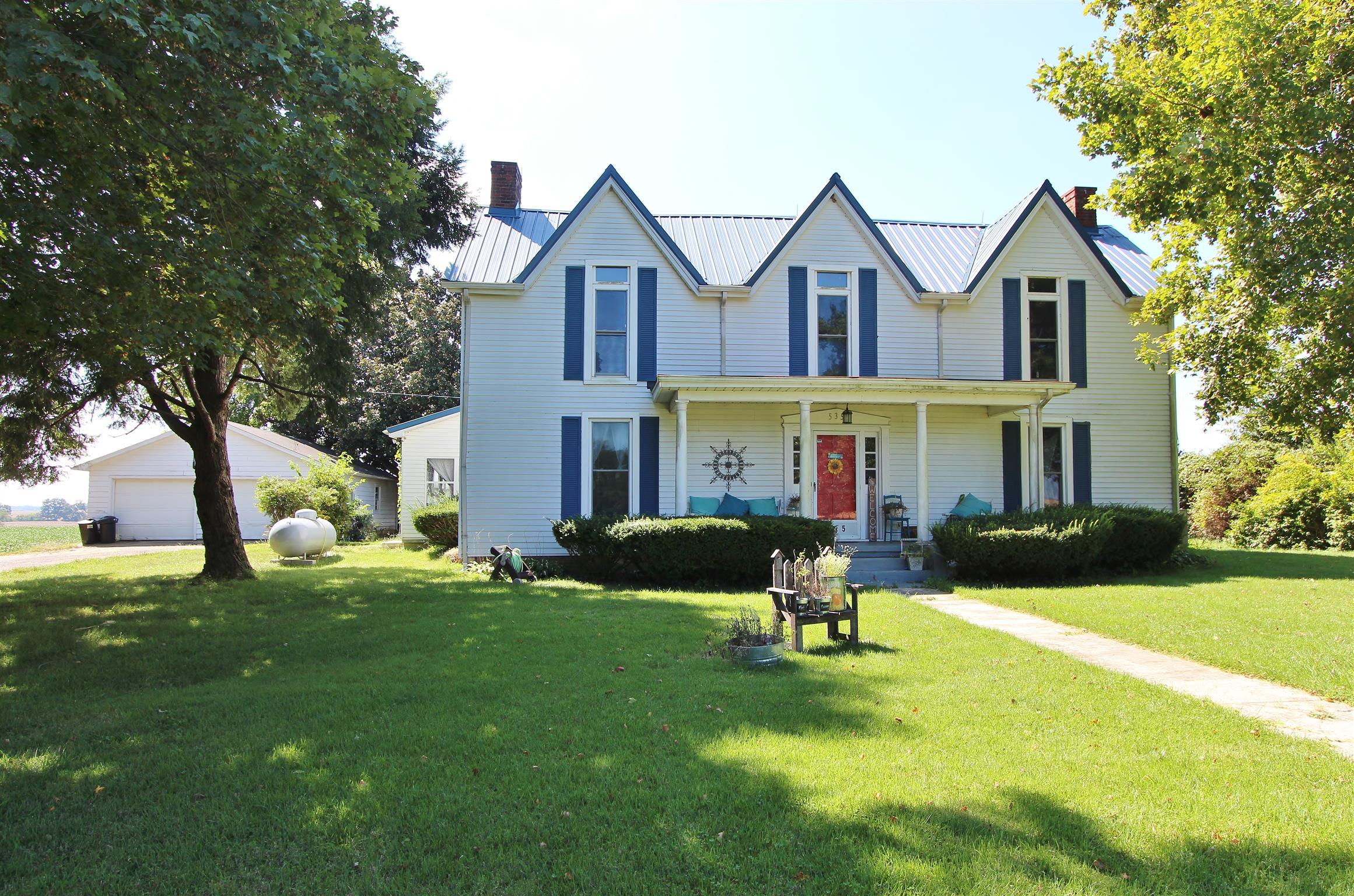 535 Keysburg Rd, Allensville, KY 42204 - Allensville, KY real estate listing