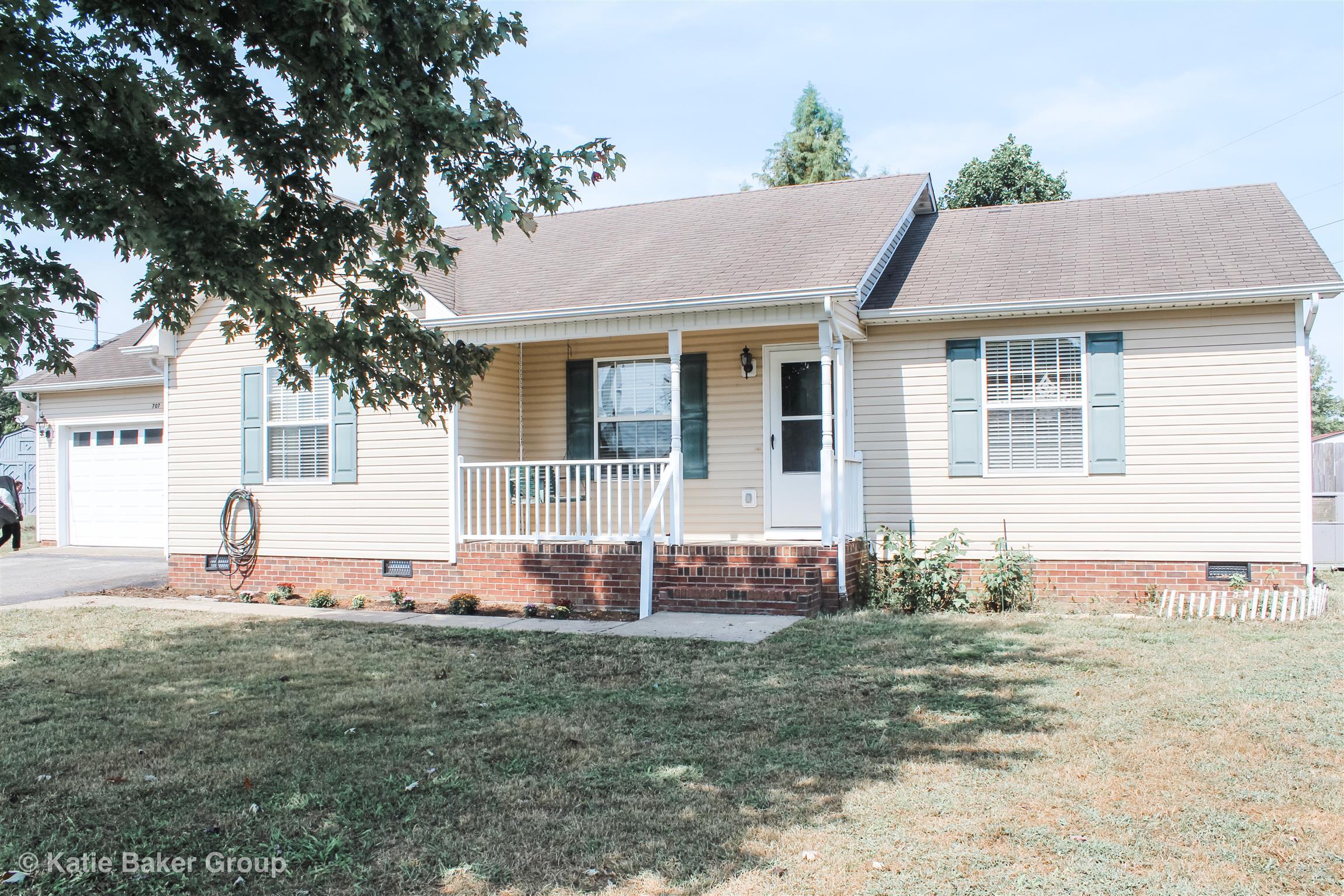 707 Krissy Ct, Columbia, TN 38401 - Columbia, TN real estate listing