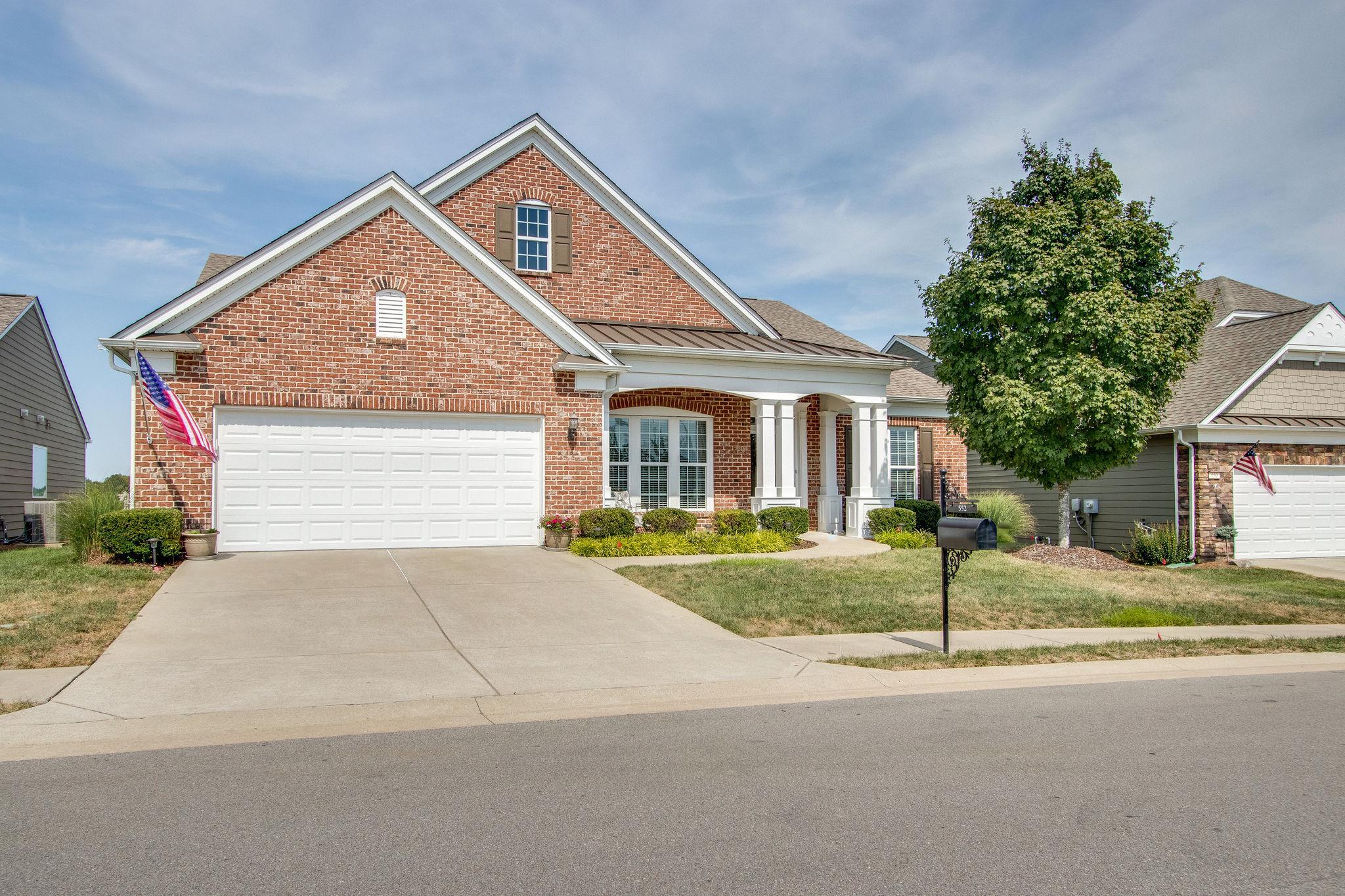 552 Calibre Ln, Mount Juliet, TN 37122 - Mount Juliet, TN real estate listing