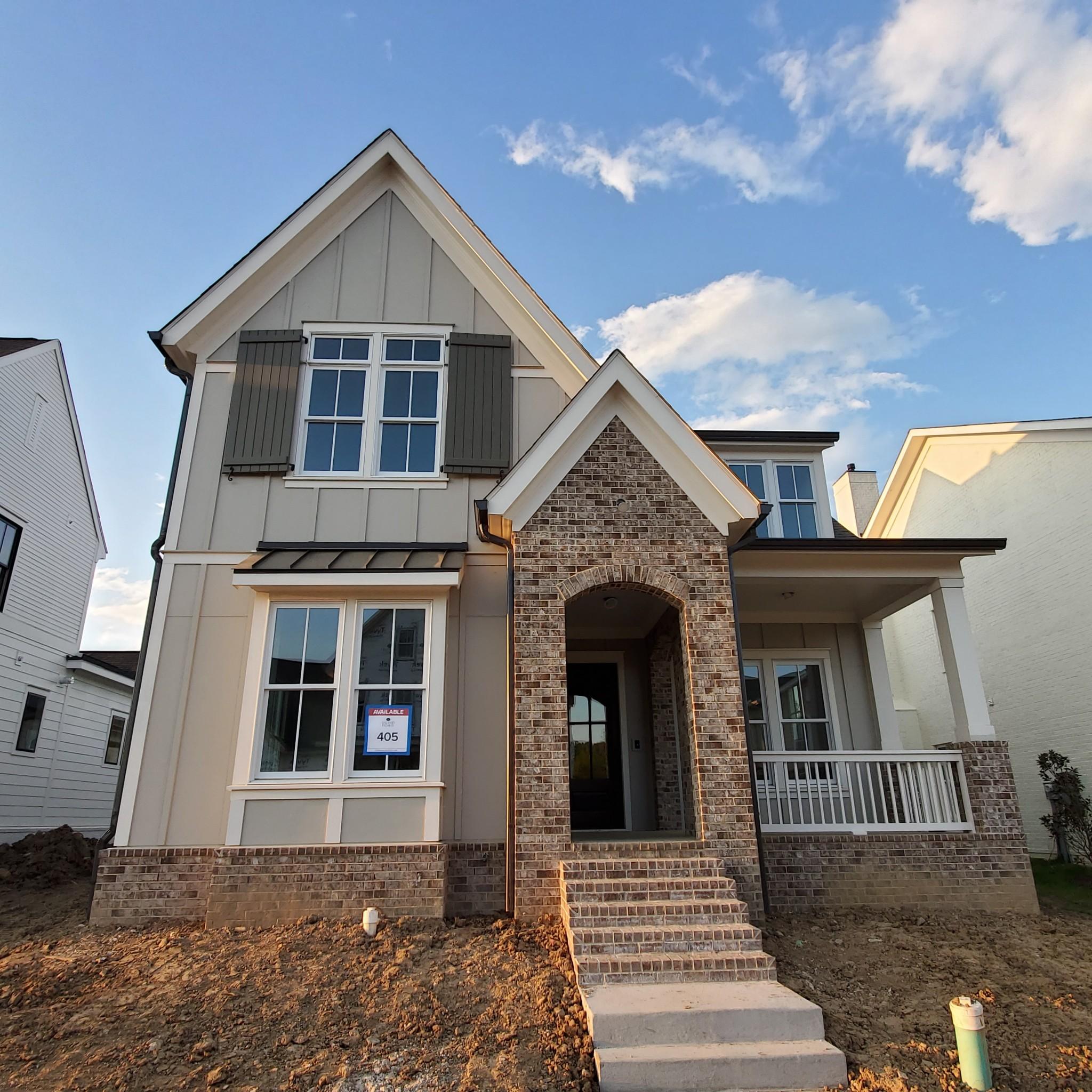 808 Carsten Street-Lot 405, Nashville, TN 37221 - Nashville, TN real estate listing