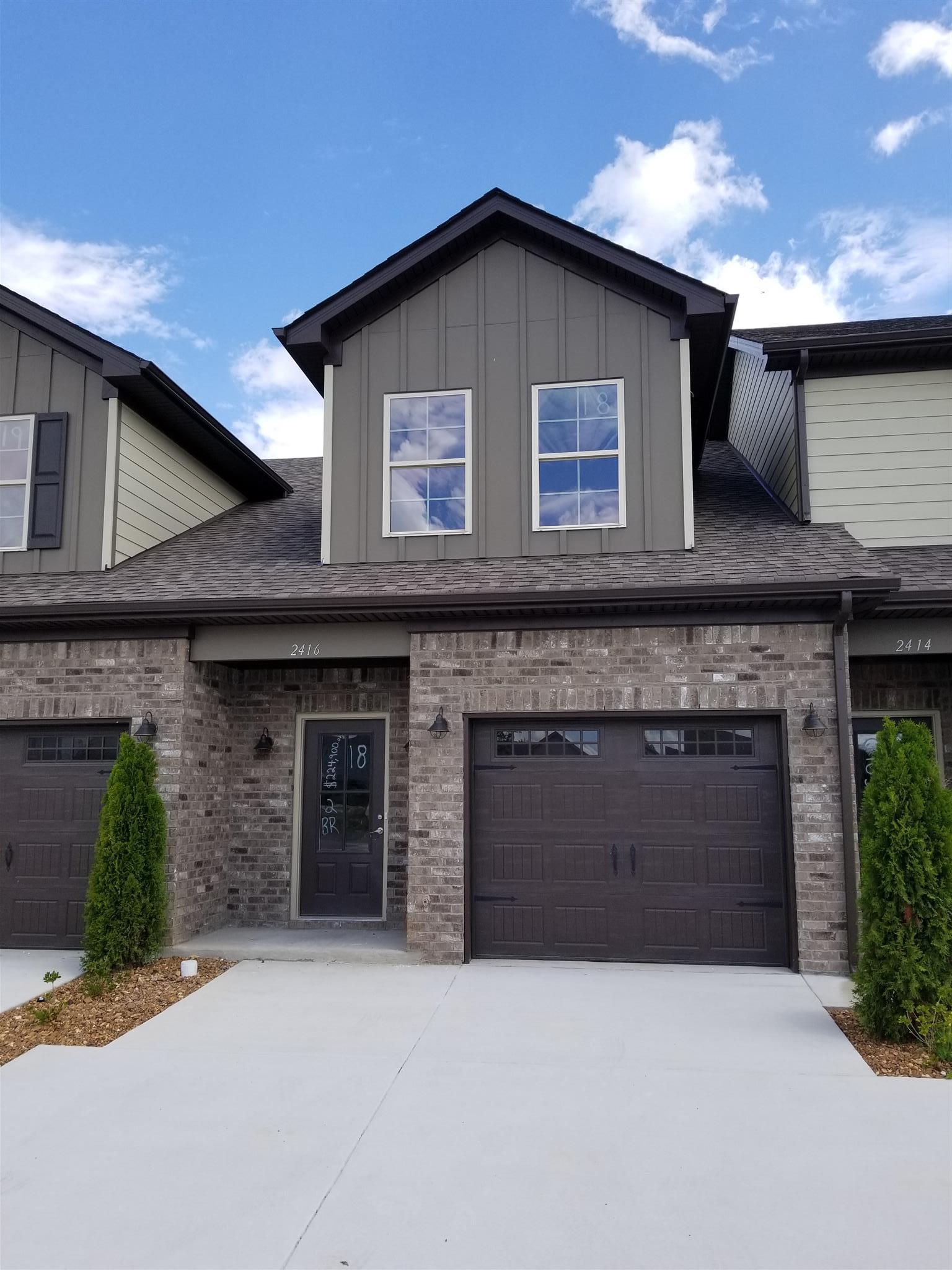 2416 Lightbend Dr - Lot 18, Murfreesboro, TN 37127 - Murfreesboro, TN real estate listing