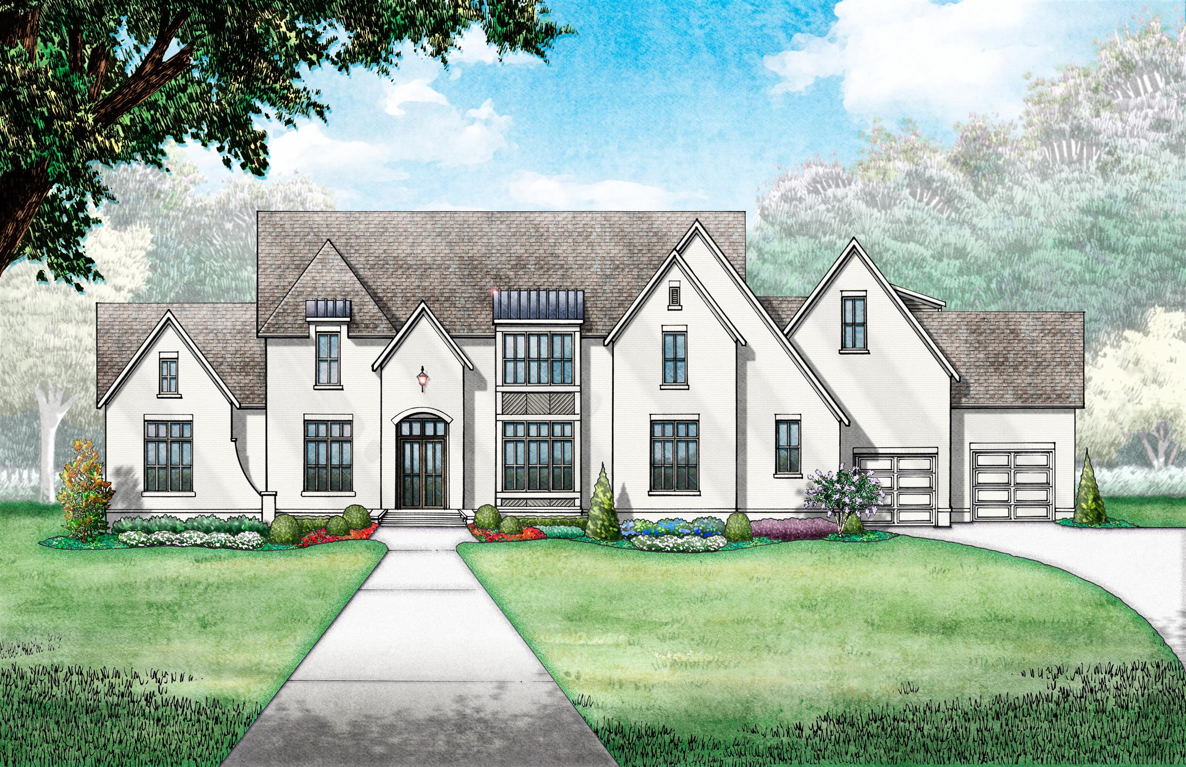 4101 Crestridge Dr, Nashville, TN 37204 - Nashville, TN real estate listing