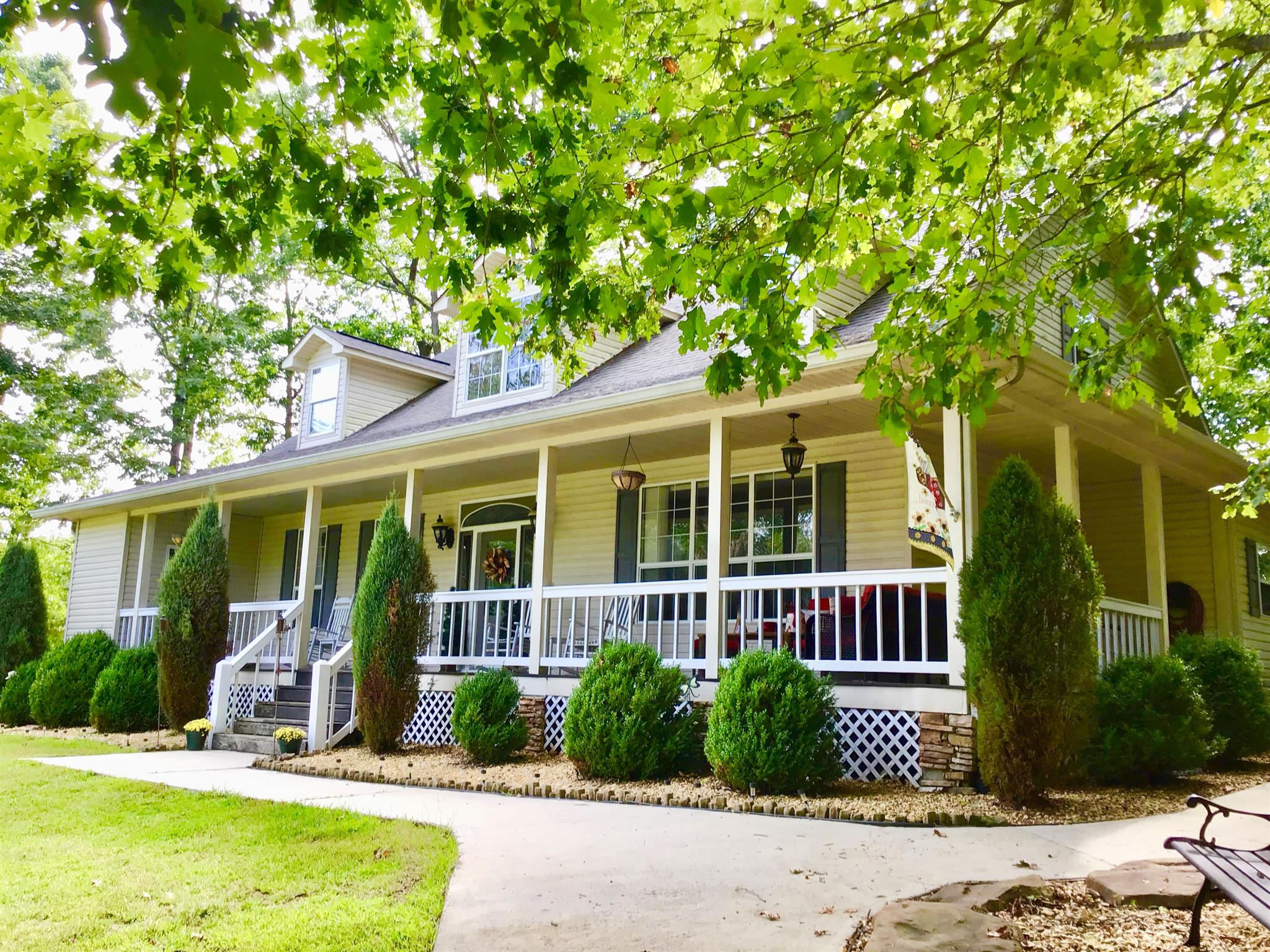 109 Wash Roberts Rd, McMinnville, TN 37110 - McMinnville, TN real estate listing