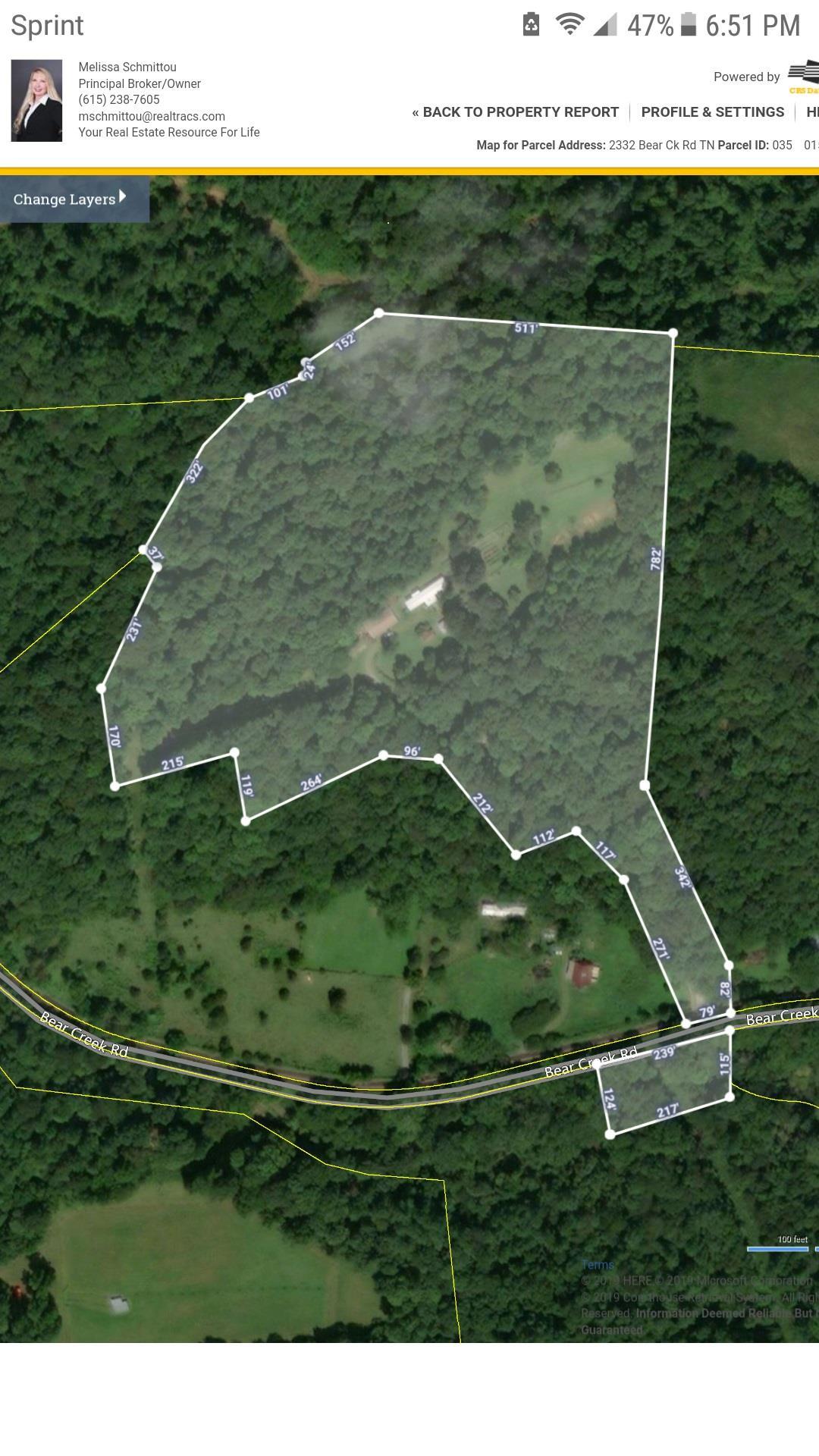 2332 Bear Ck Rd, Vanleer, TN 37181 - Vanleer, TN real estate listing