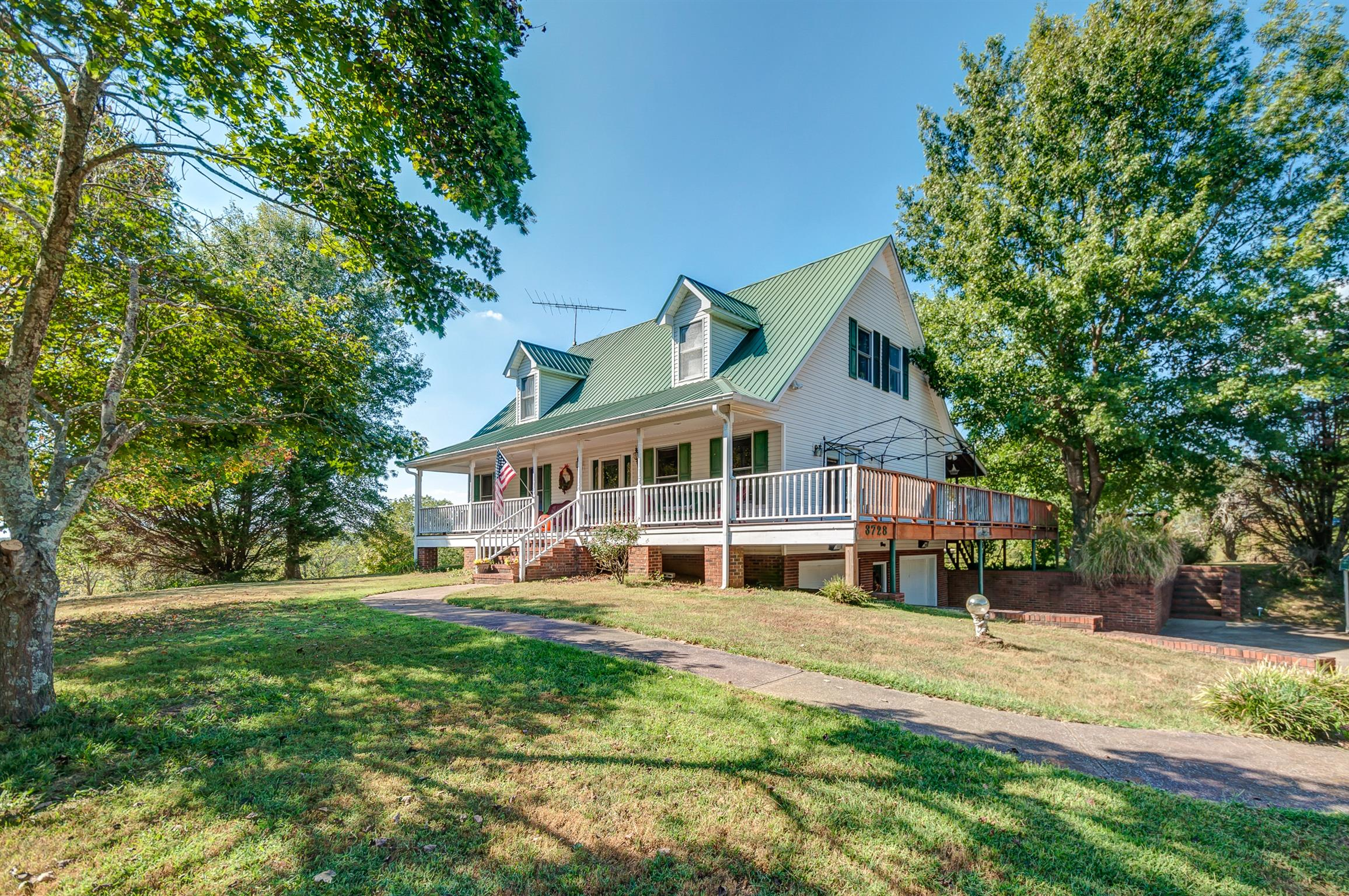 3728 John Bill Dobbins Rd, Williamsport, TN 38487 - Williamsport, TN real estate listing