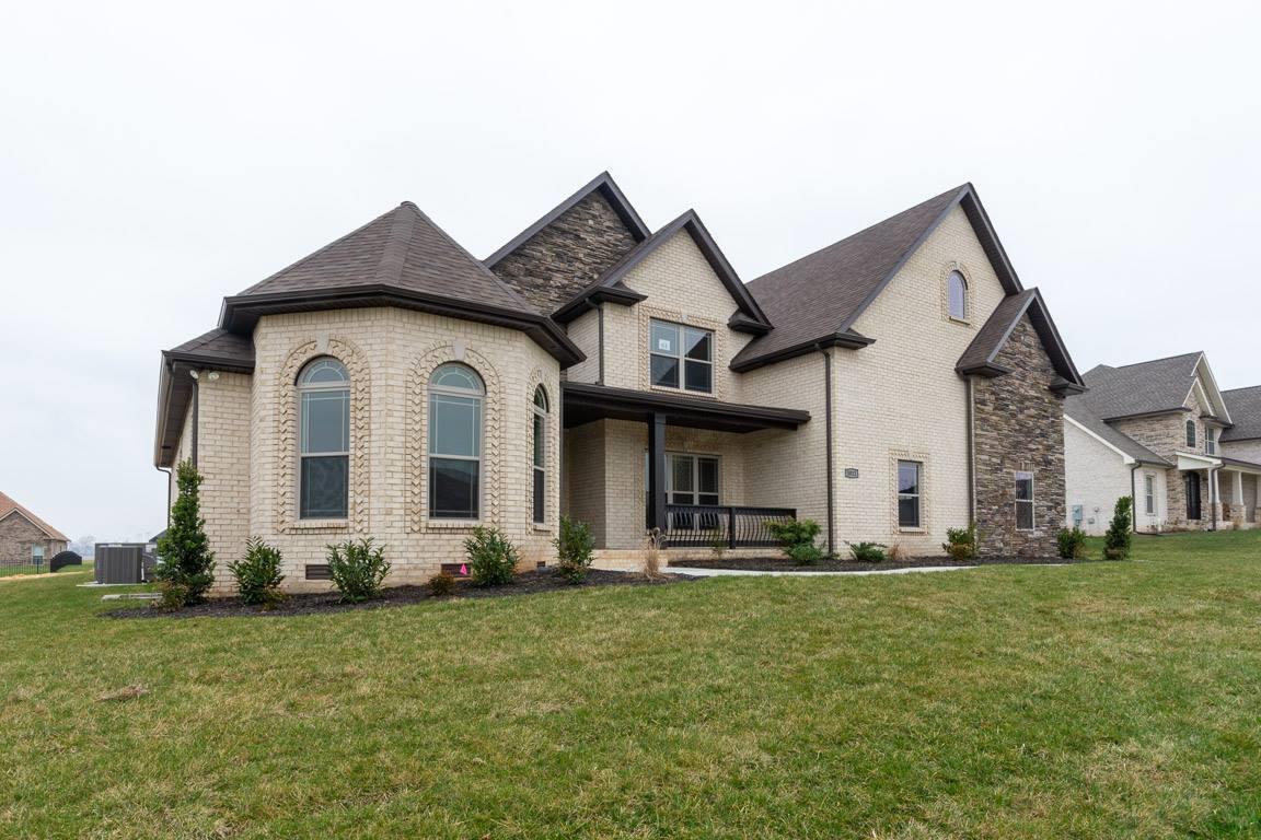 4 Savannah Glen Lot 4, Clarksville, TN 37043 - Clarksville, TN real estate listing