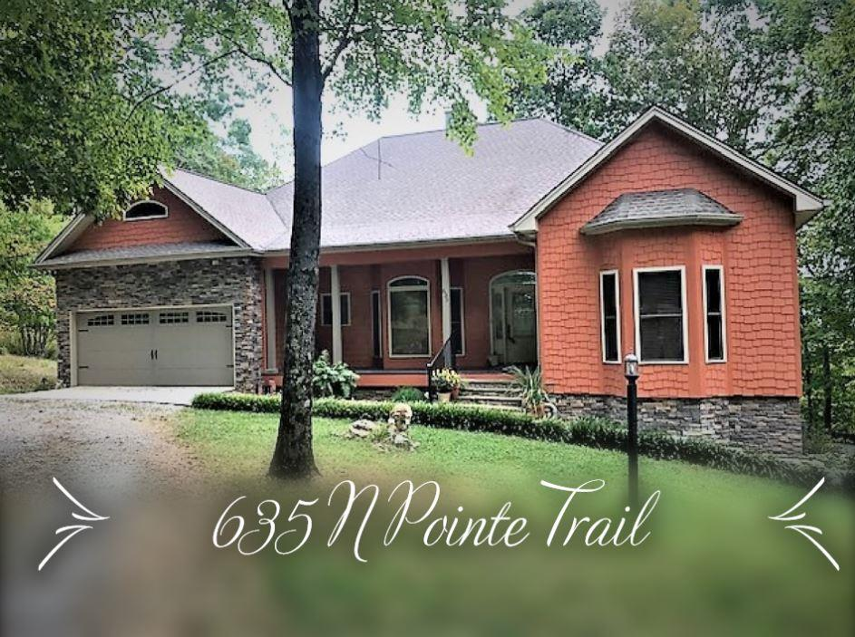 635 N Pointe Trl Property Photo - Allons, TN real estate listing