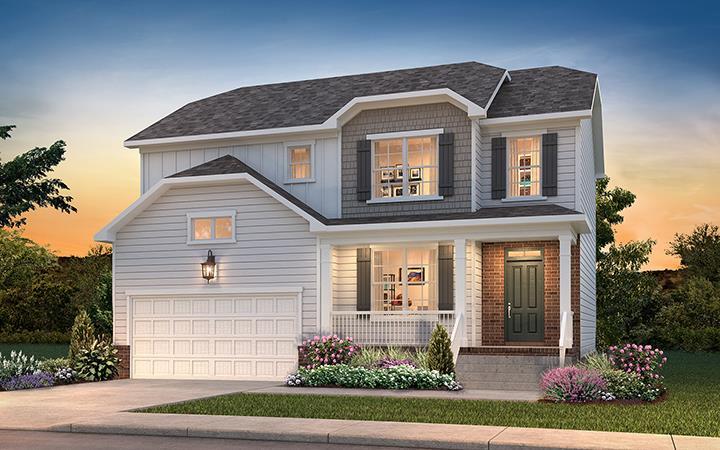 702 Green Meadow Lane Lot 87, Smyrna, TN 37167 - Smyrna, TN real estate listing