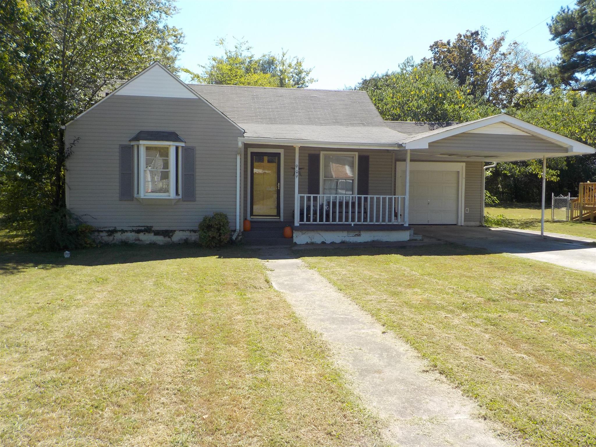 909 McKellar Dr, Tullahoma, TN 37388 - Tullahoma, TN real estate listing