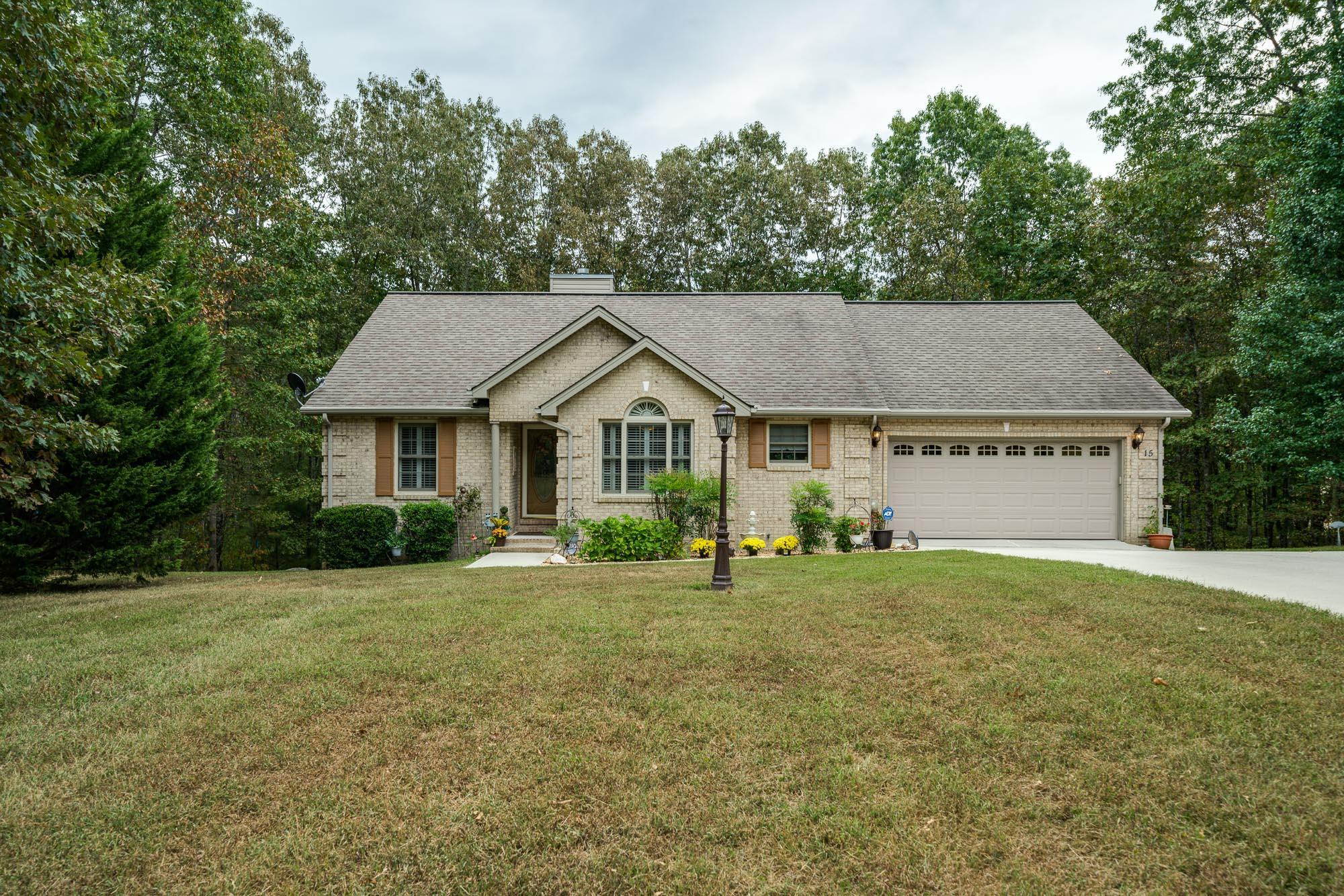 15 Carnoustie Dr, Crossville, TN 38558 - Crossville, TN real estate listing