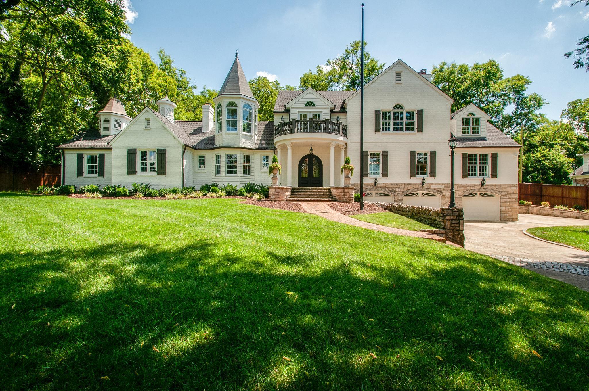 4208 Kirtland Road, Nashville, TN 37215 - Nashville, TN real estate listing