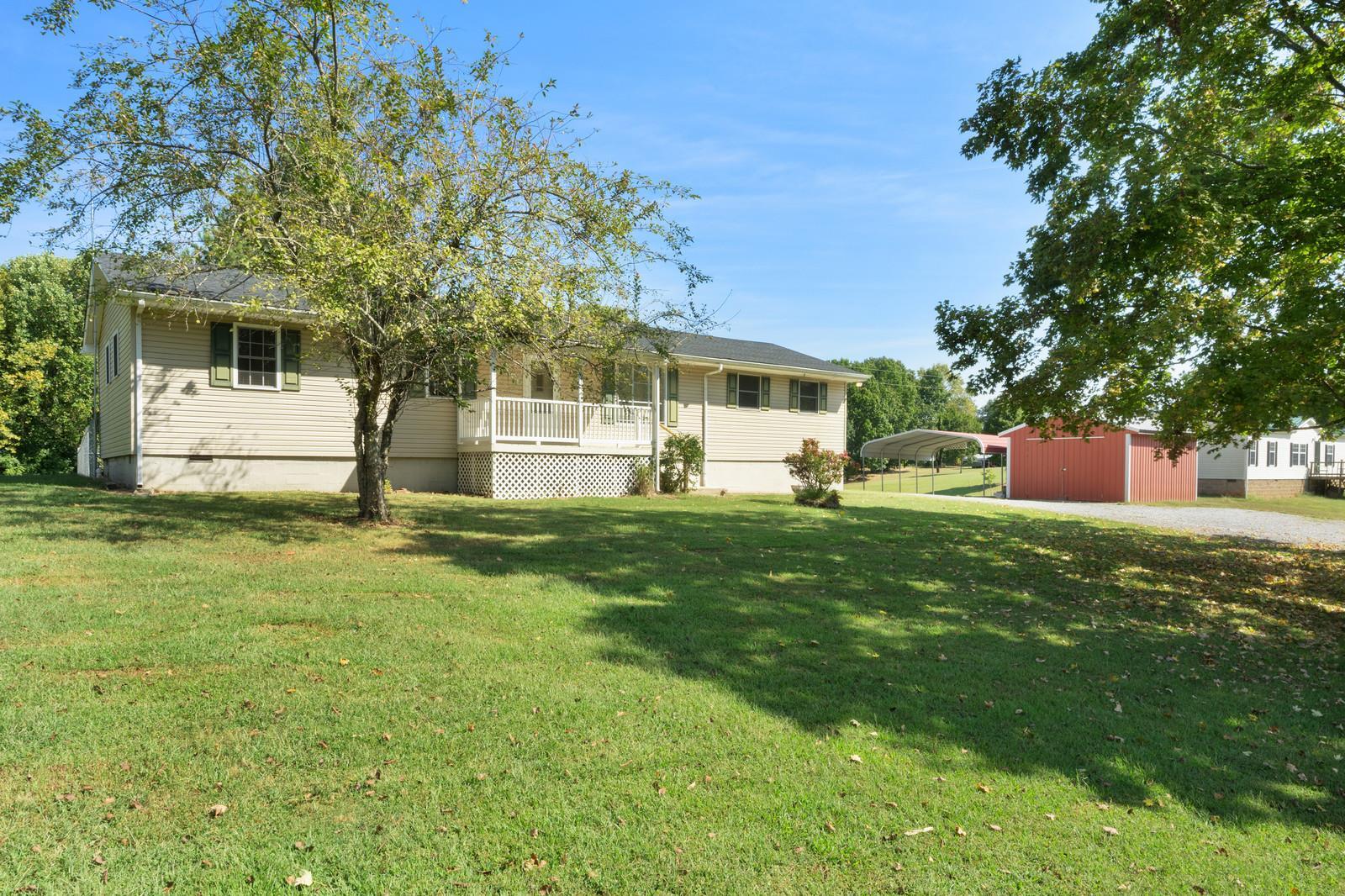 3518 Porters Chapel Rd, Cedar Hill, TN 37032 - Cedar Hill, TN real estate listing
