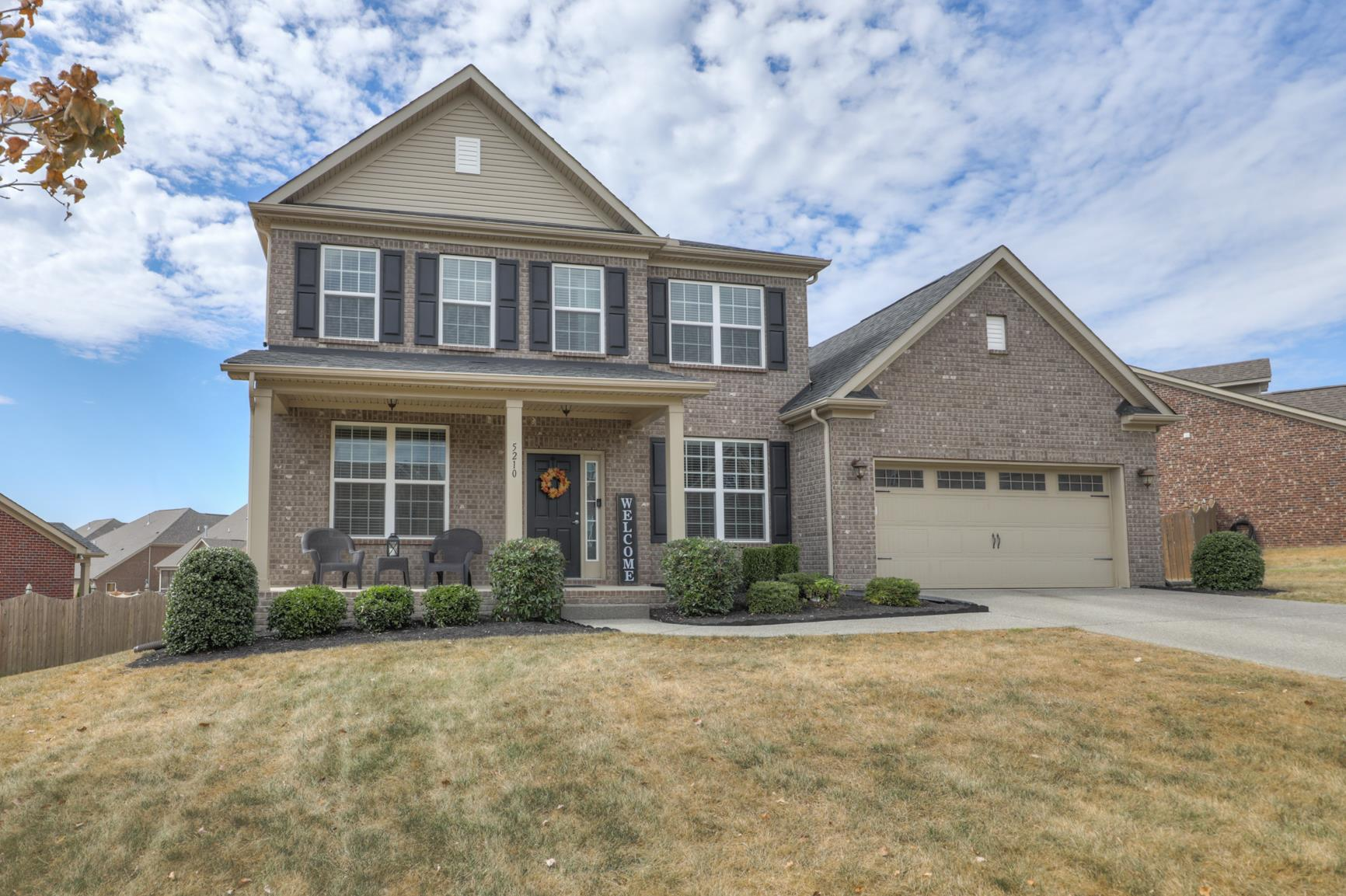 5210 Giardino Drive, Mount Juliet, TN 37122 - Mount Juliet, TN real estate listing