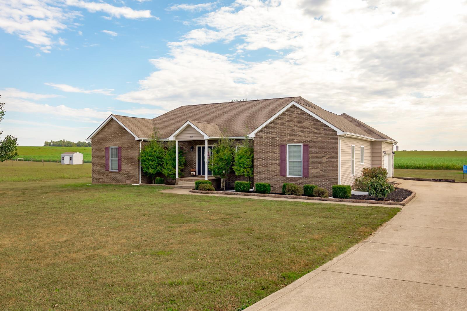 1158 Mason Ln, Pembroke, KY 42266 - Pembroke, KY real estate listing