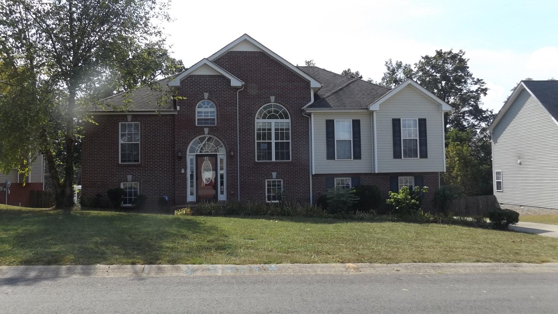514 Winding Bluff Way, Clarksville, TN 37040 - Clarksville, TN real estate listing