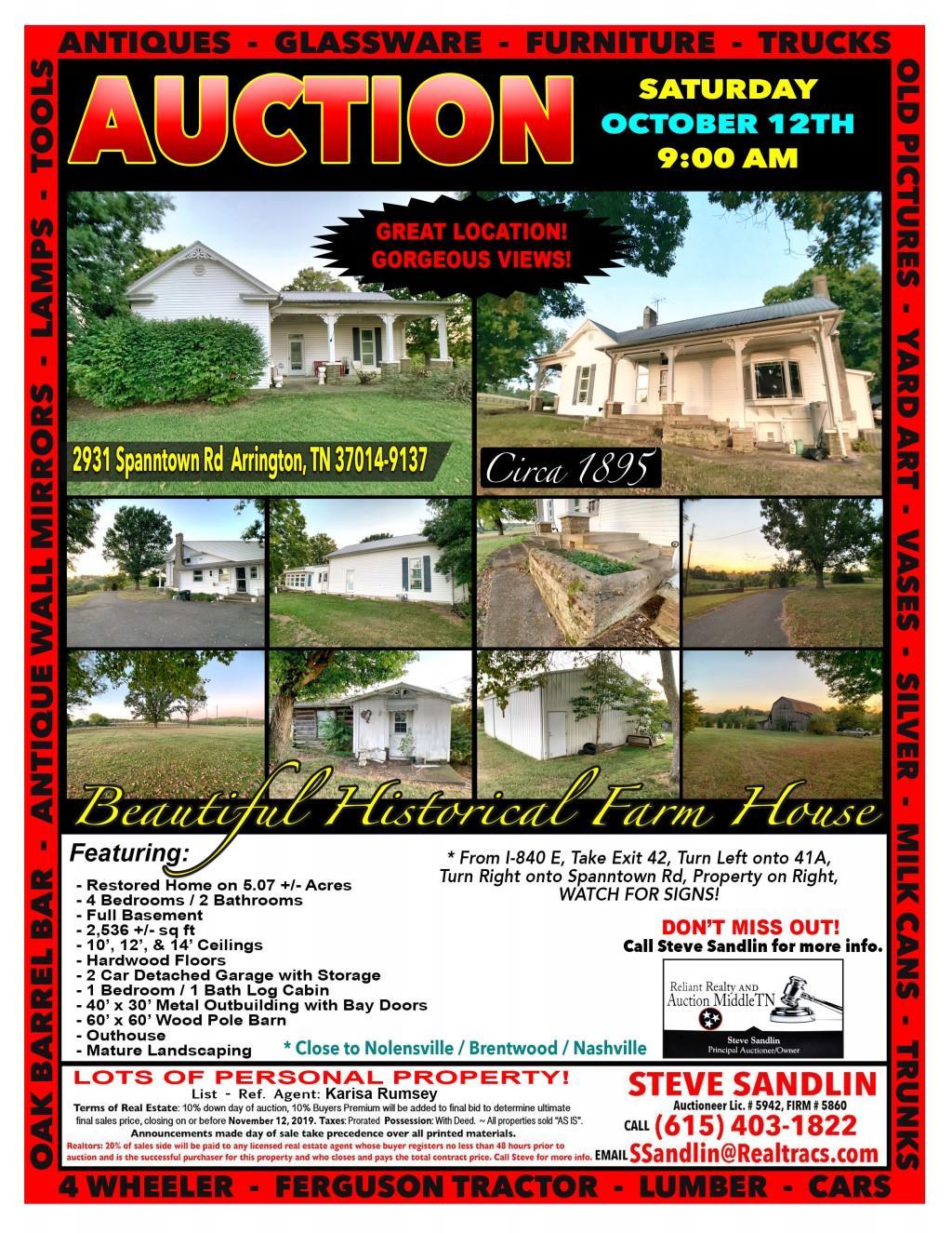 5+ Ac Real Estate Listings Main Image