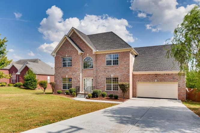 8022 Burntwood Dr, LA VERGNE, TN 37086 - LA VERGNE, TN real estate listing
