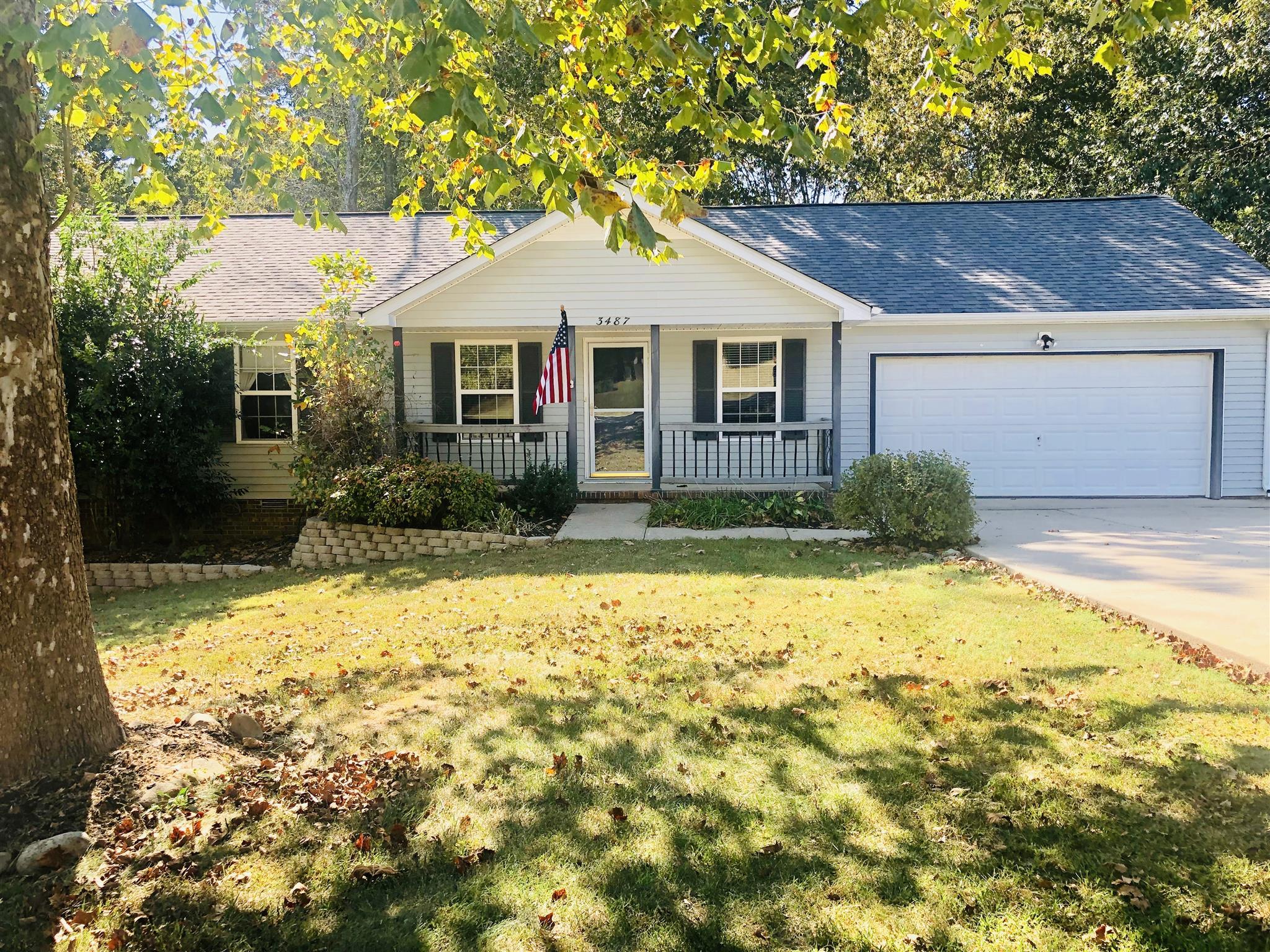 3487 Eastridge Rd, Woodlawn, TN 37191 - Woodlawn, TN real estate listing