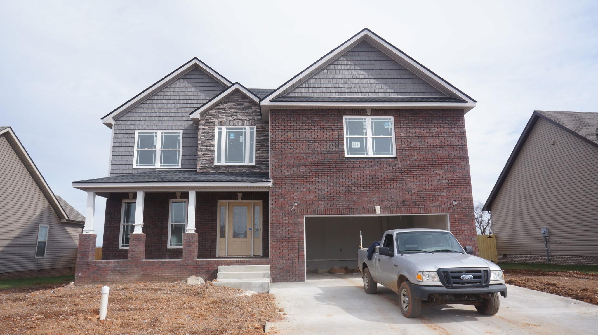 398 Autumnwood Farms , Clarksville, TN 37042 - Clarksville, TN real estate listing