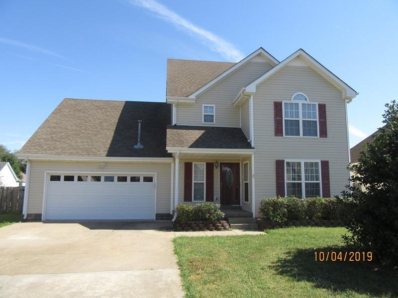 3645 Aurora Dr, Clarksville, TN 37040 - Clarksville, TN real estate listing