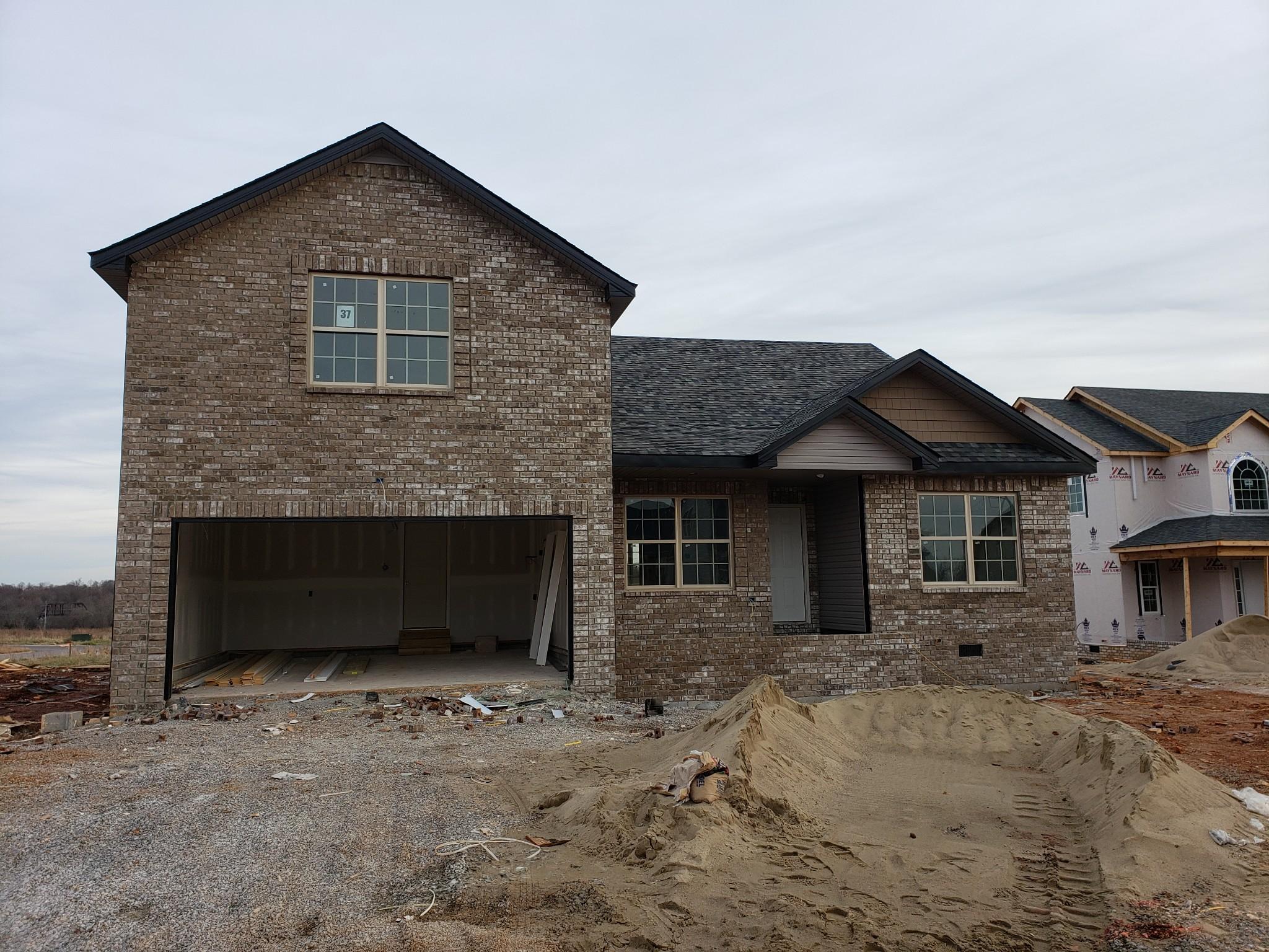 899 Wild Elm Ct (lot 37), Clarksville, TN 37042 - Clarksville, TN real estate listing