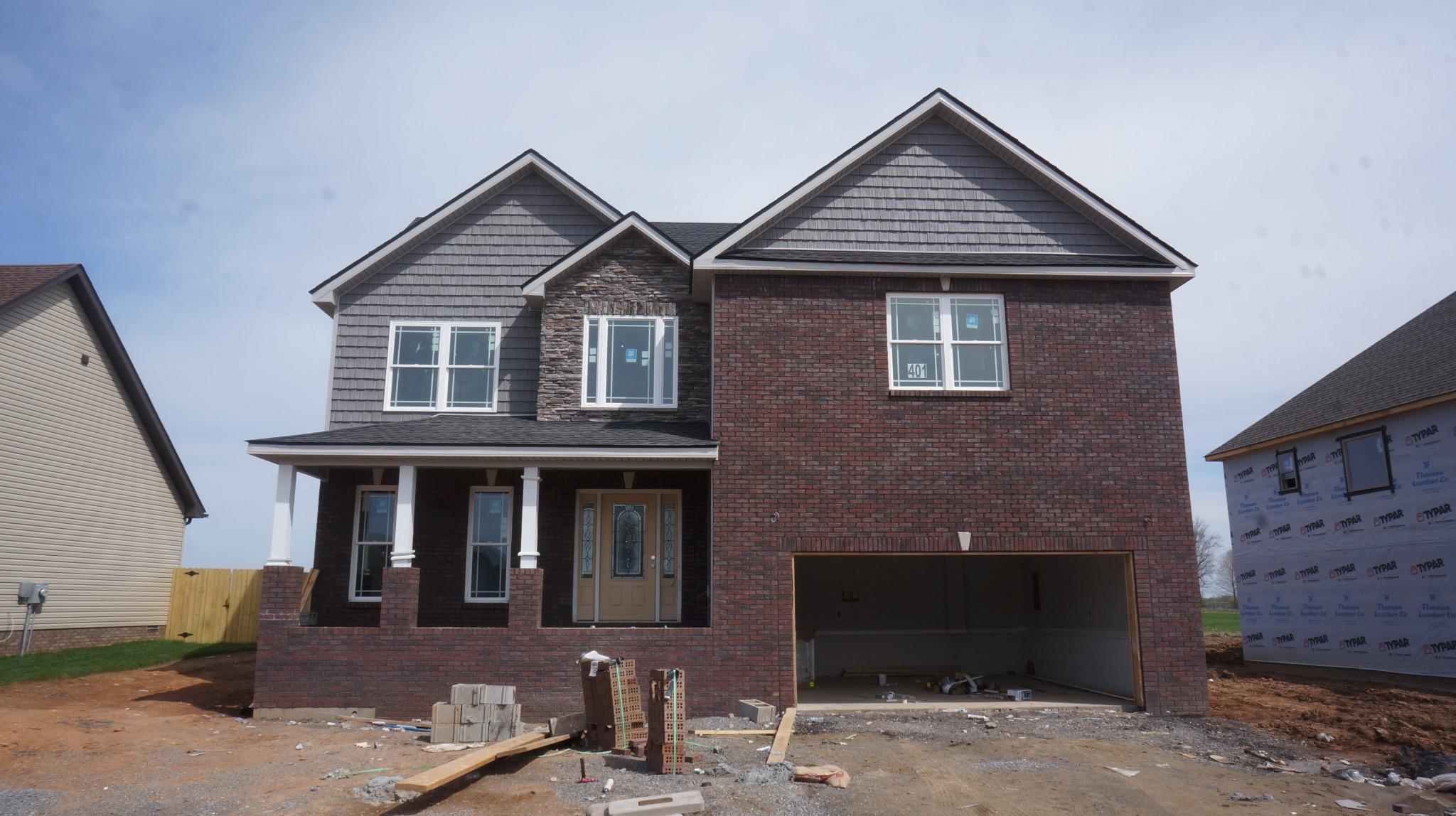 401 Autumnwood Farms , Clarksville, TN 37042 - Clarksville, TN real estate listing