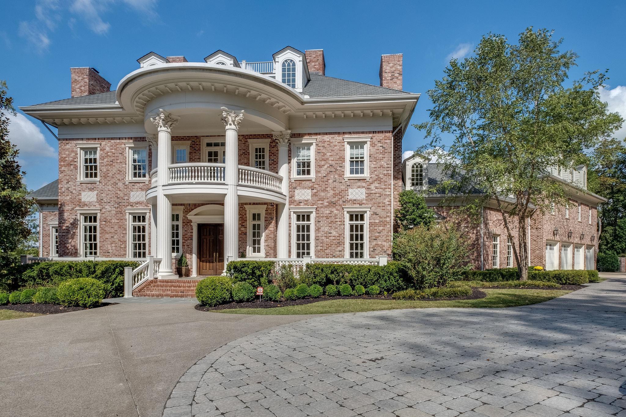 1640 Whispering Hills Drive, Franklin, TN 37069 - Franklin, TN real estate listing