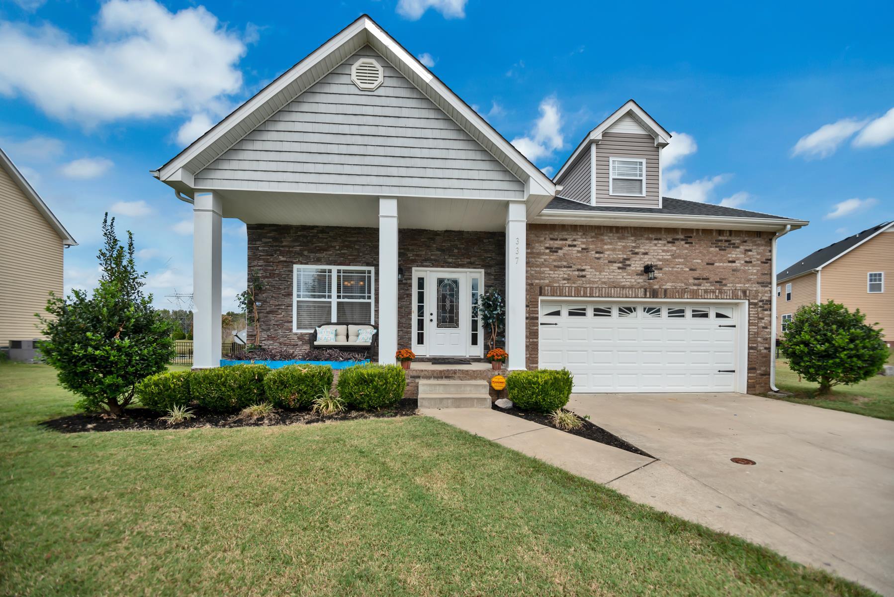 337 Ivy Bend Cir, Clarksville, TN 37043 - Clarksville, TN real estate listing