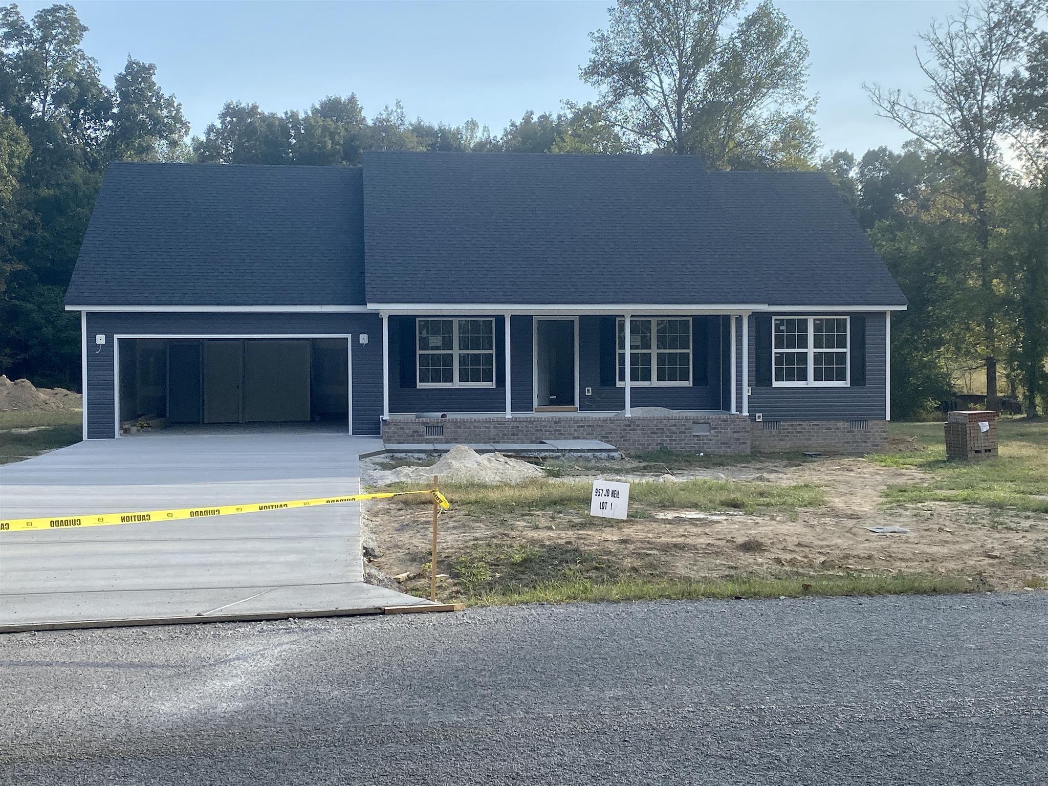 957 J D Neil, Tullahoma, TN 37388 - Tullahoma, TN real estate listing