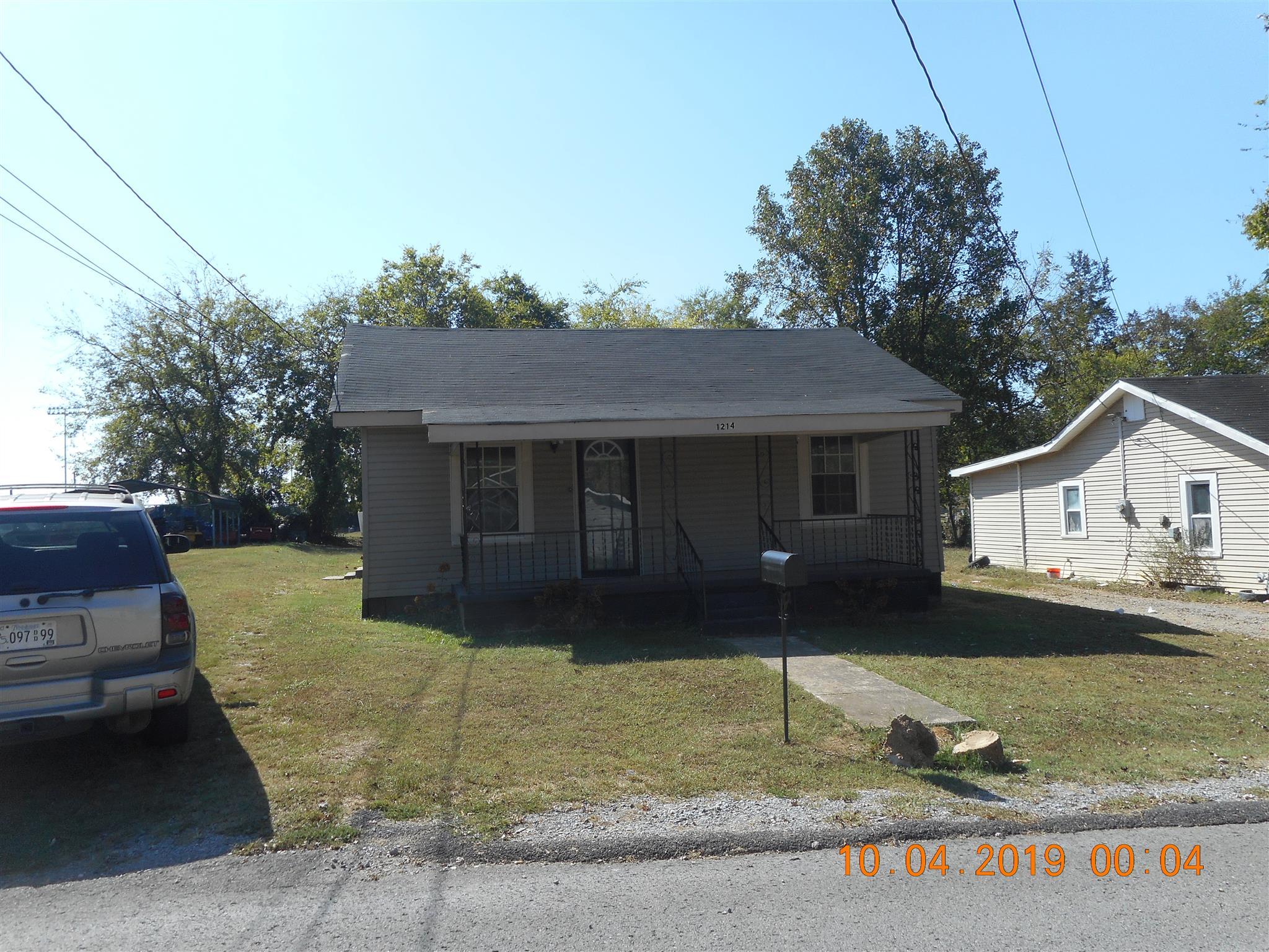 1214 Locust St, Fayetteville, TN 37334 - Fayetteville, TN real estate listing