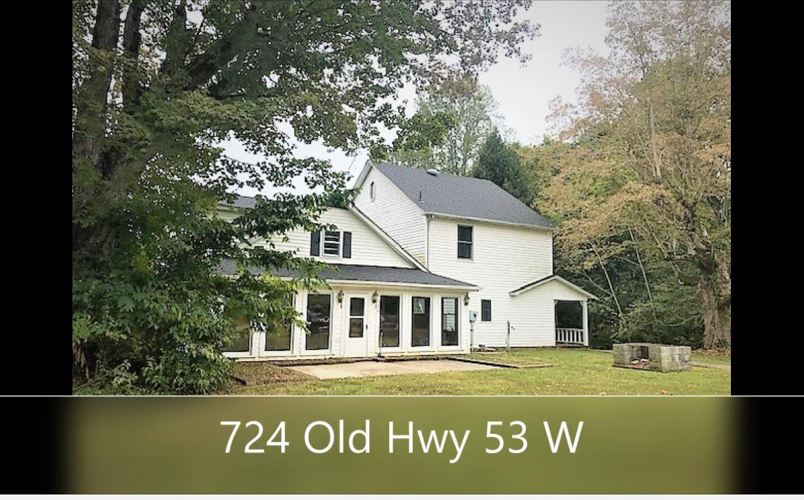 724 OLD HWY 53 N, Celina, TN 38551 - Celina, TN real estate listing