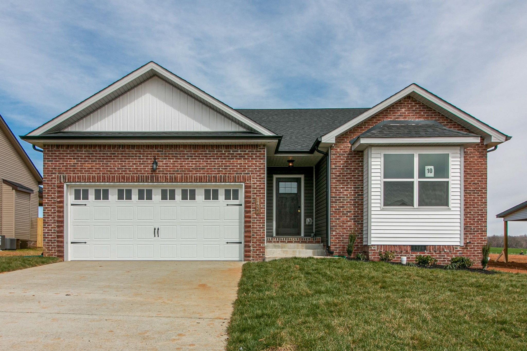 1437 Wild Fern Ln (Lot 10), Clarksville, TN 37042 - Clarksville, TN real estate listing