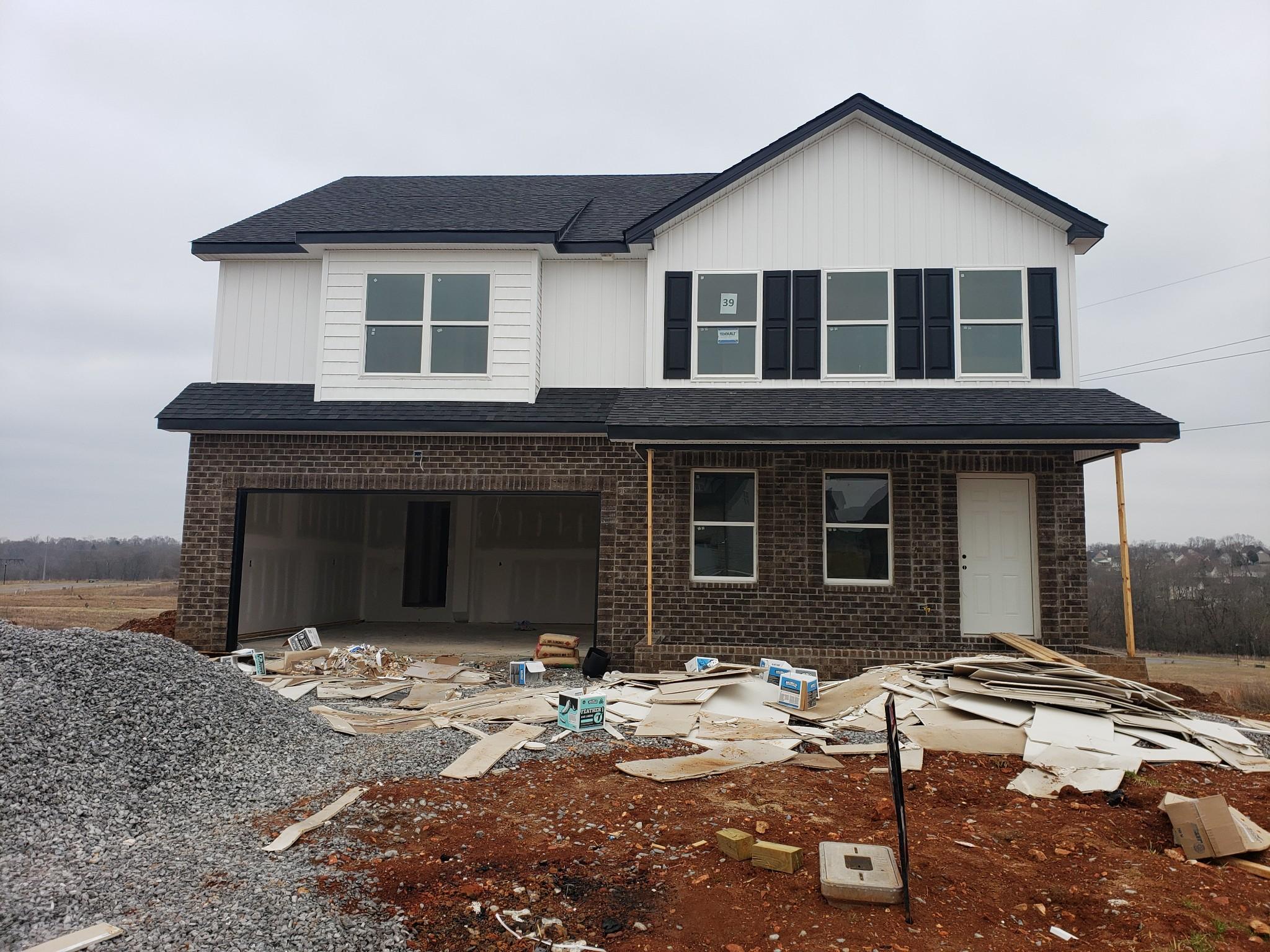891 Wild Elm Ct (lot 39), Clarksville, TN 37042 - Clarksville, TN real estate listing