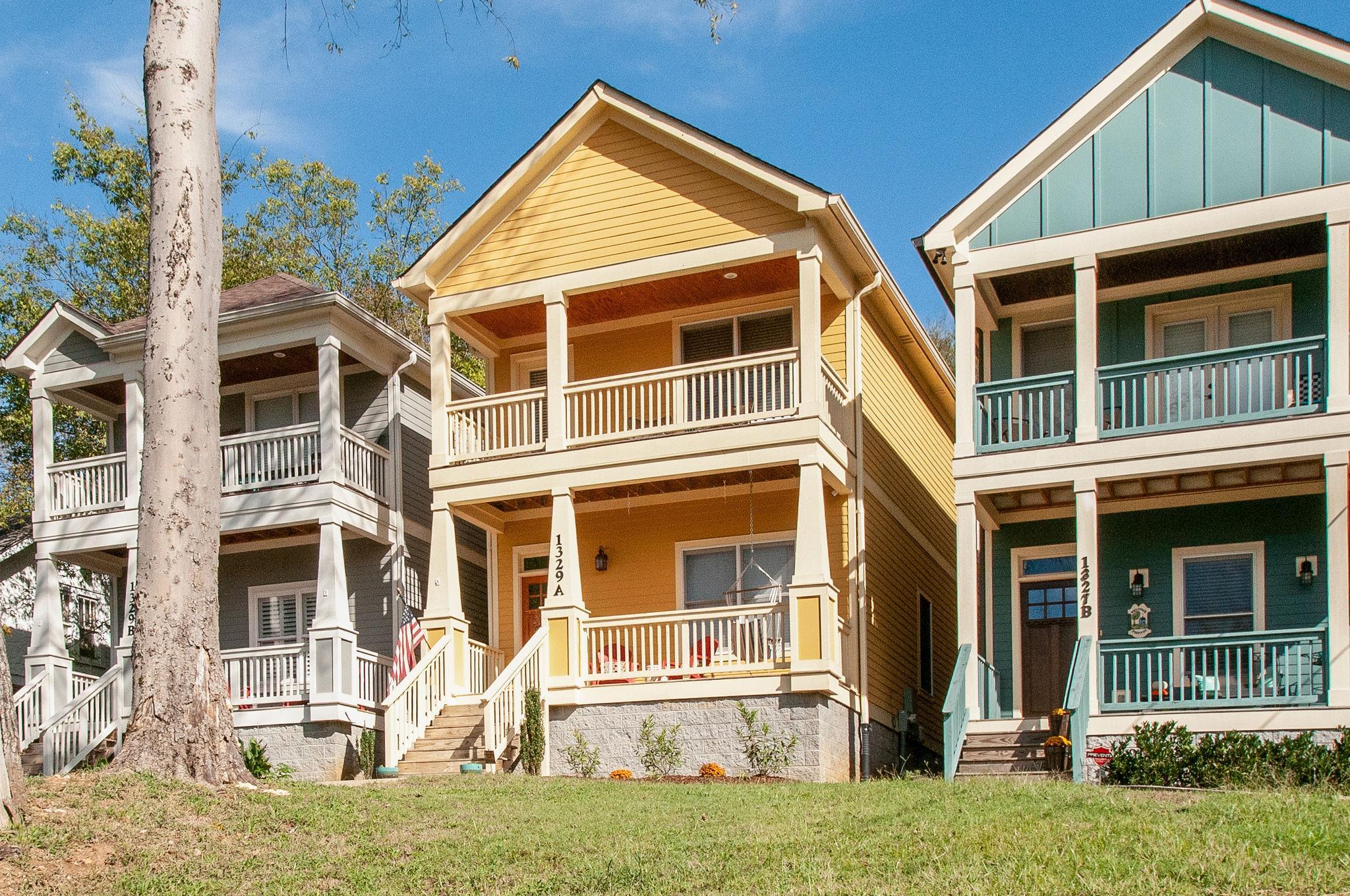 1329A Meridian St, Nashville, TN 37207 - Nashville, TN real estate listing