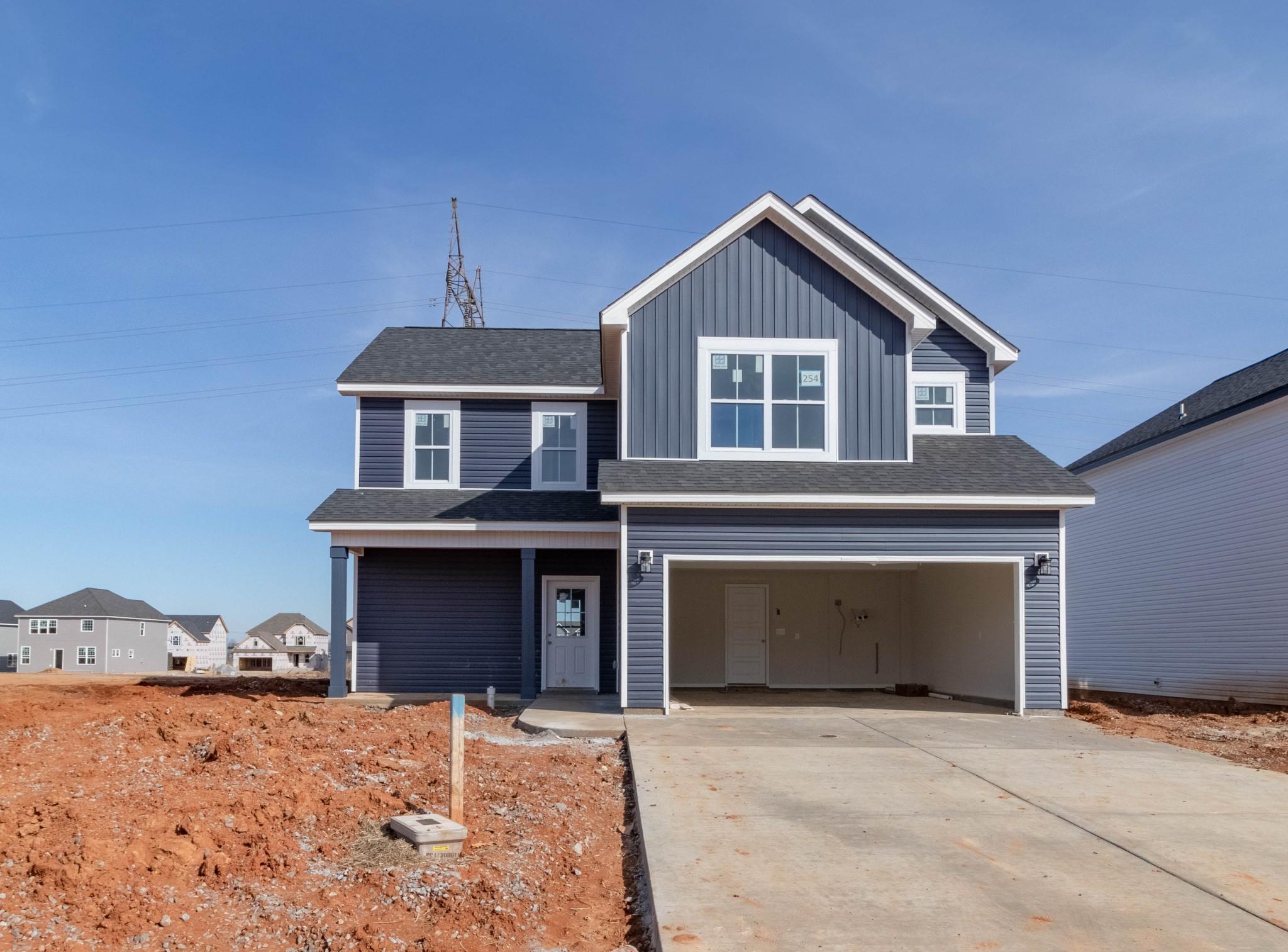 254 White Tail Ridge, Clarksville, TN 37040 - Clarksville, TN real estate listing