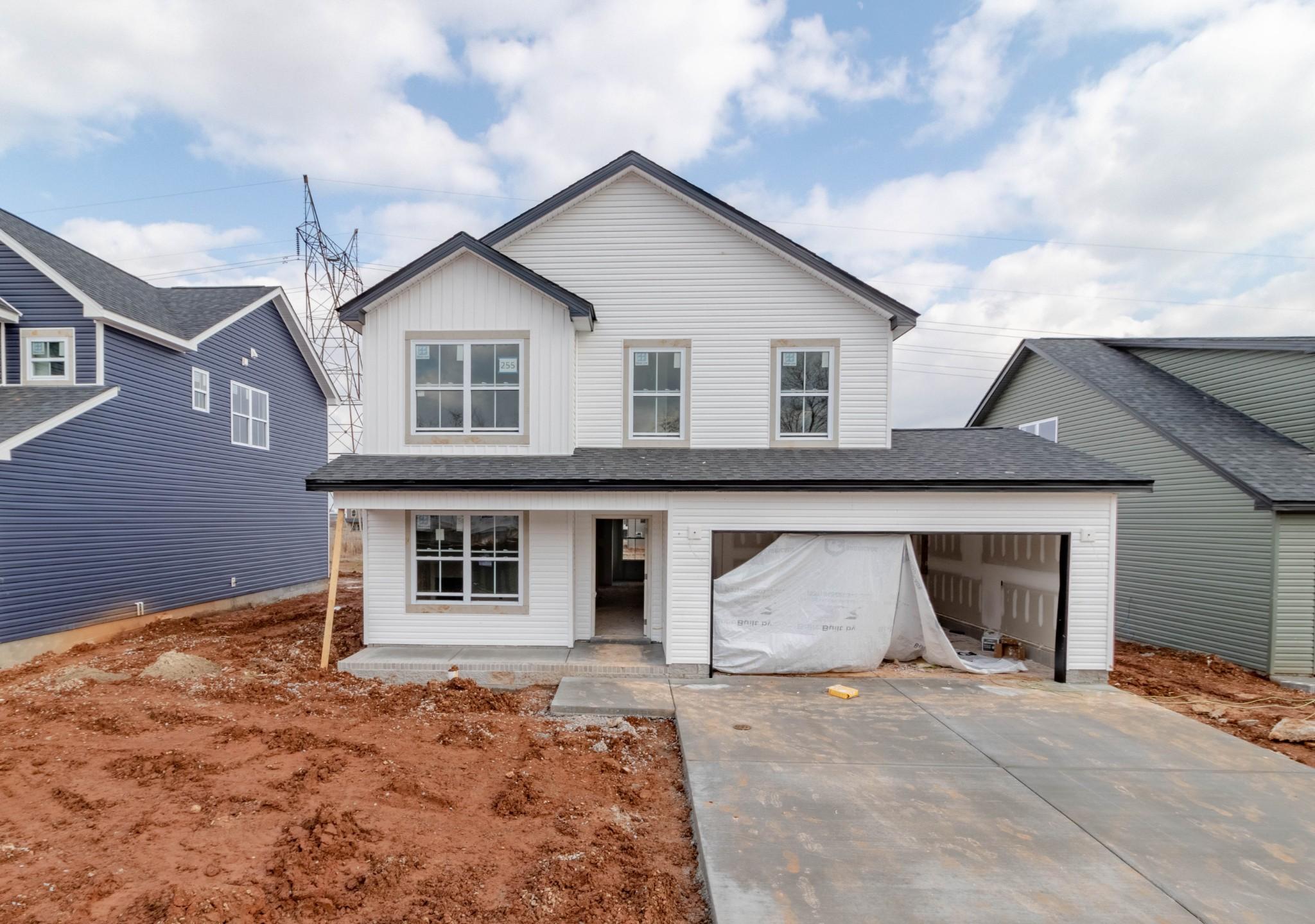 255 White Tail Ridge, Clarksville, TN 37040 - Clarksville, TN real estate listing